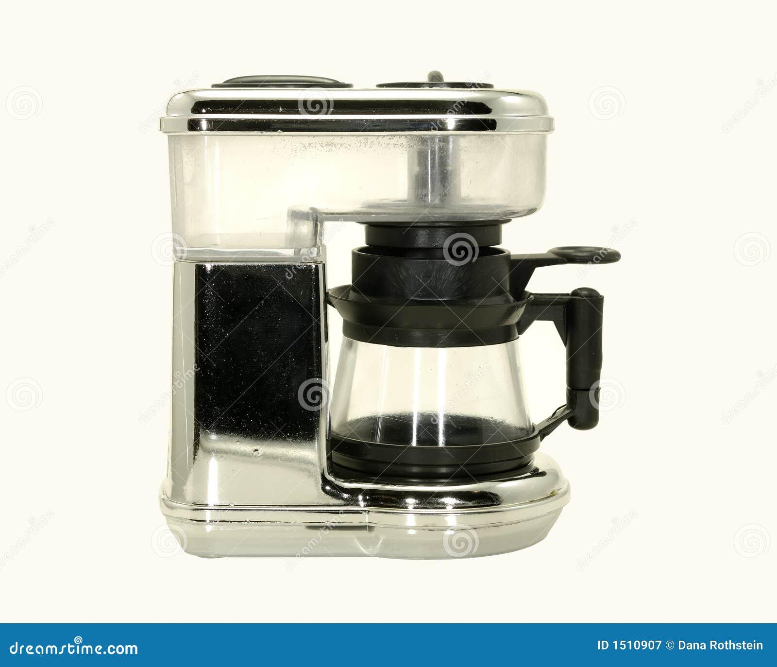 De Pot van de koffie