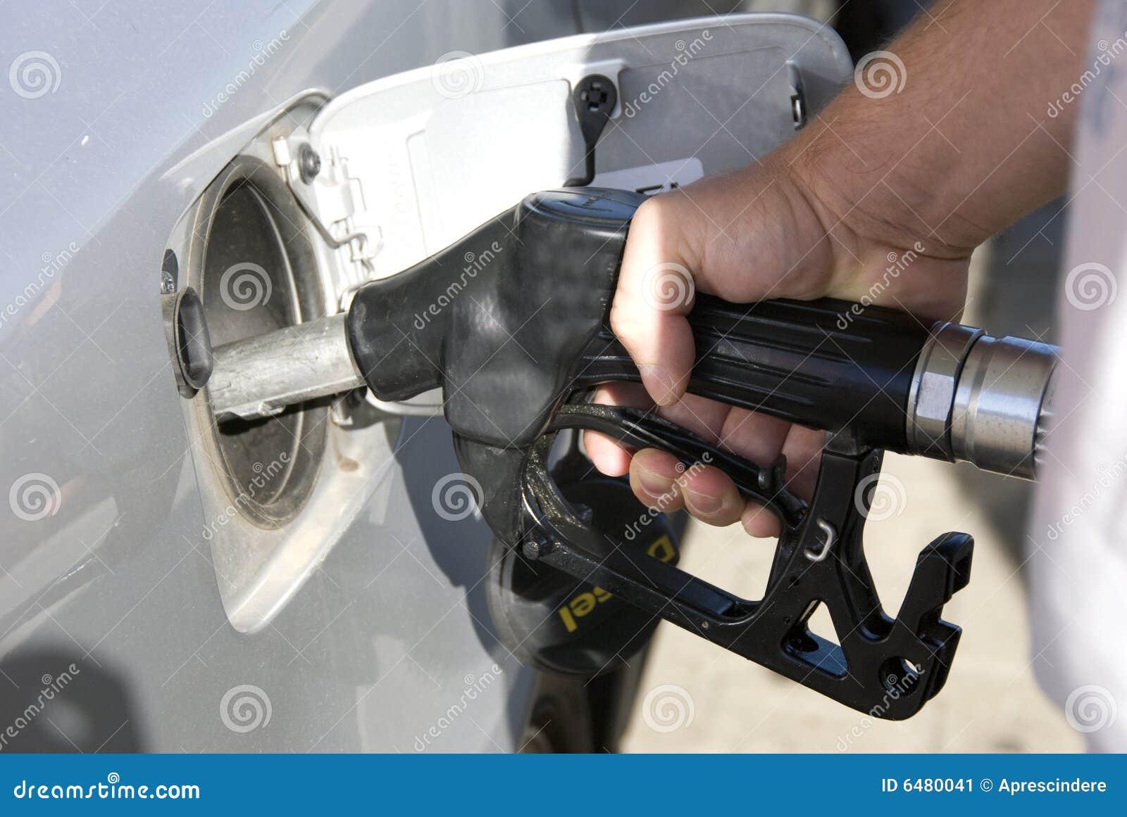 De praal van de brandstof