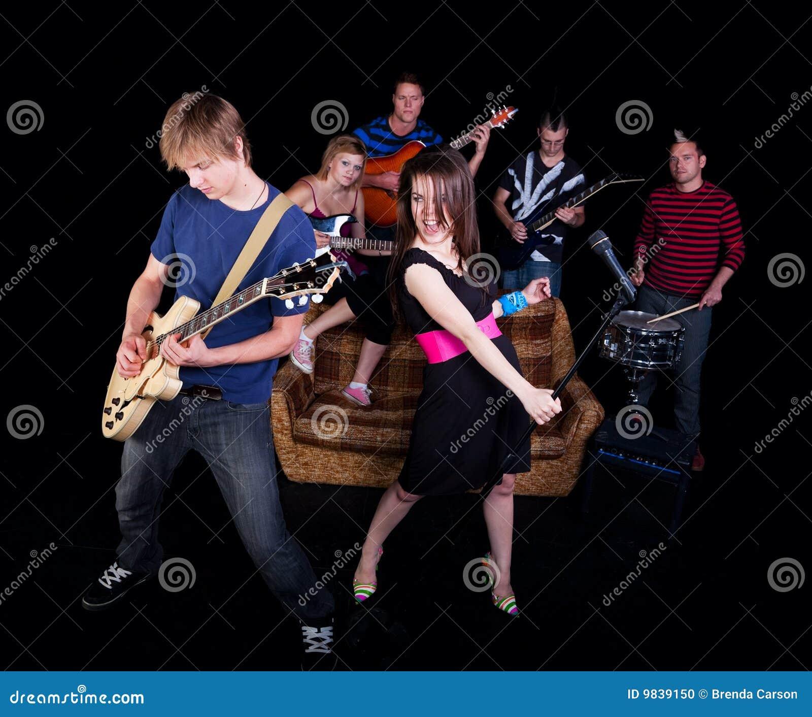 De Praktijk van de band