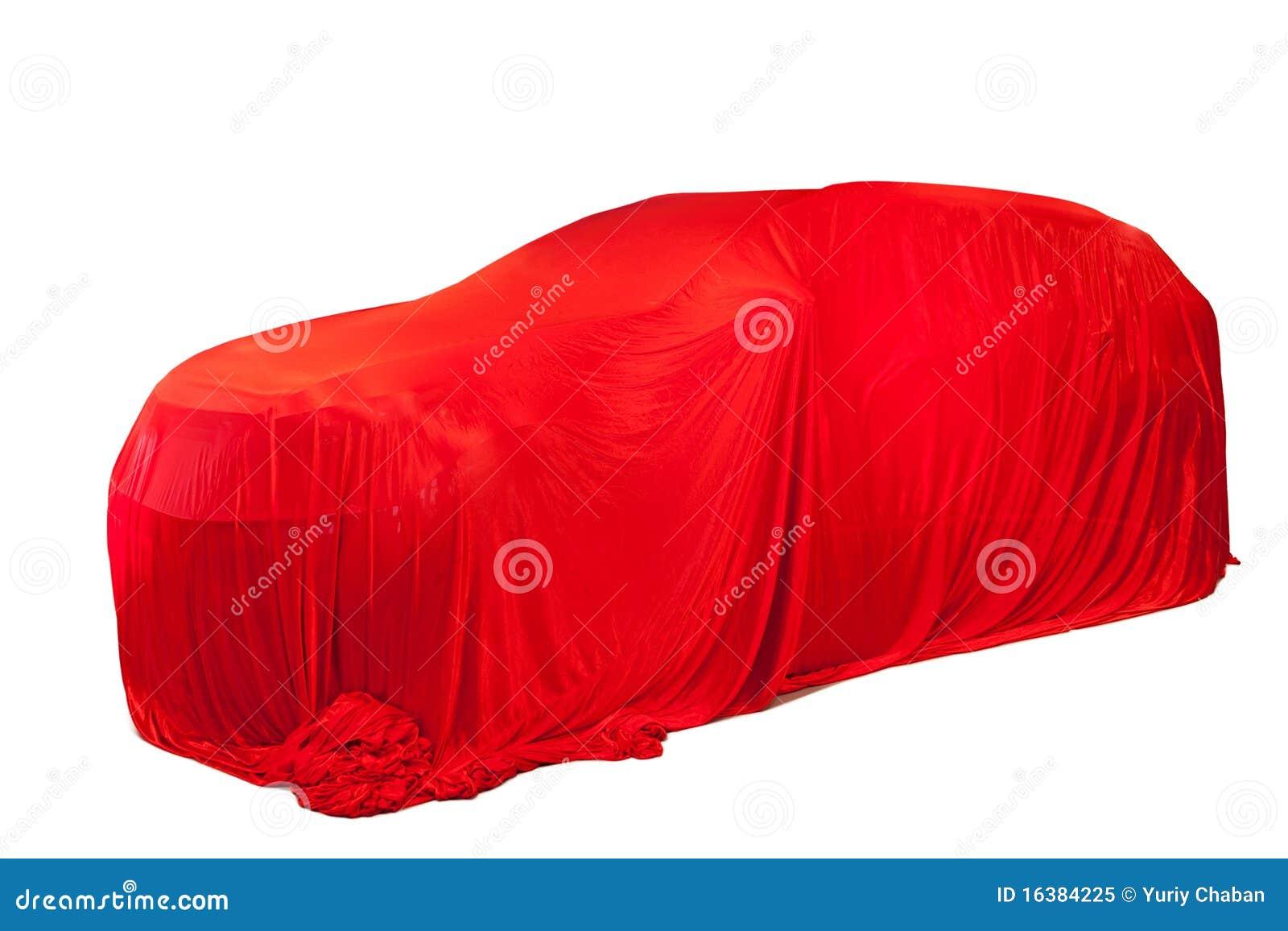 De première van de auto