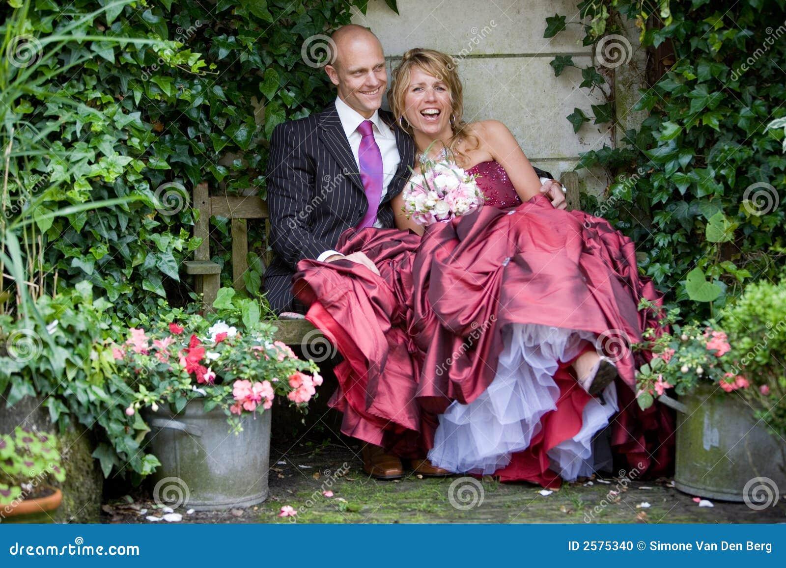 De pret van het huwelijk