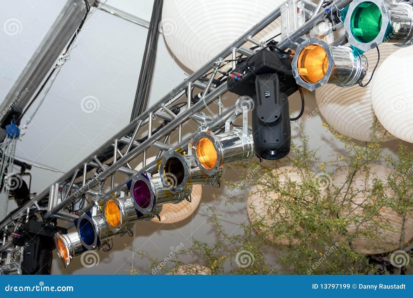 De professionele Verlichting van het Stadium van het Vermaak