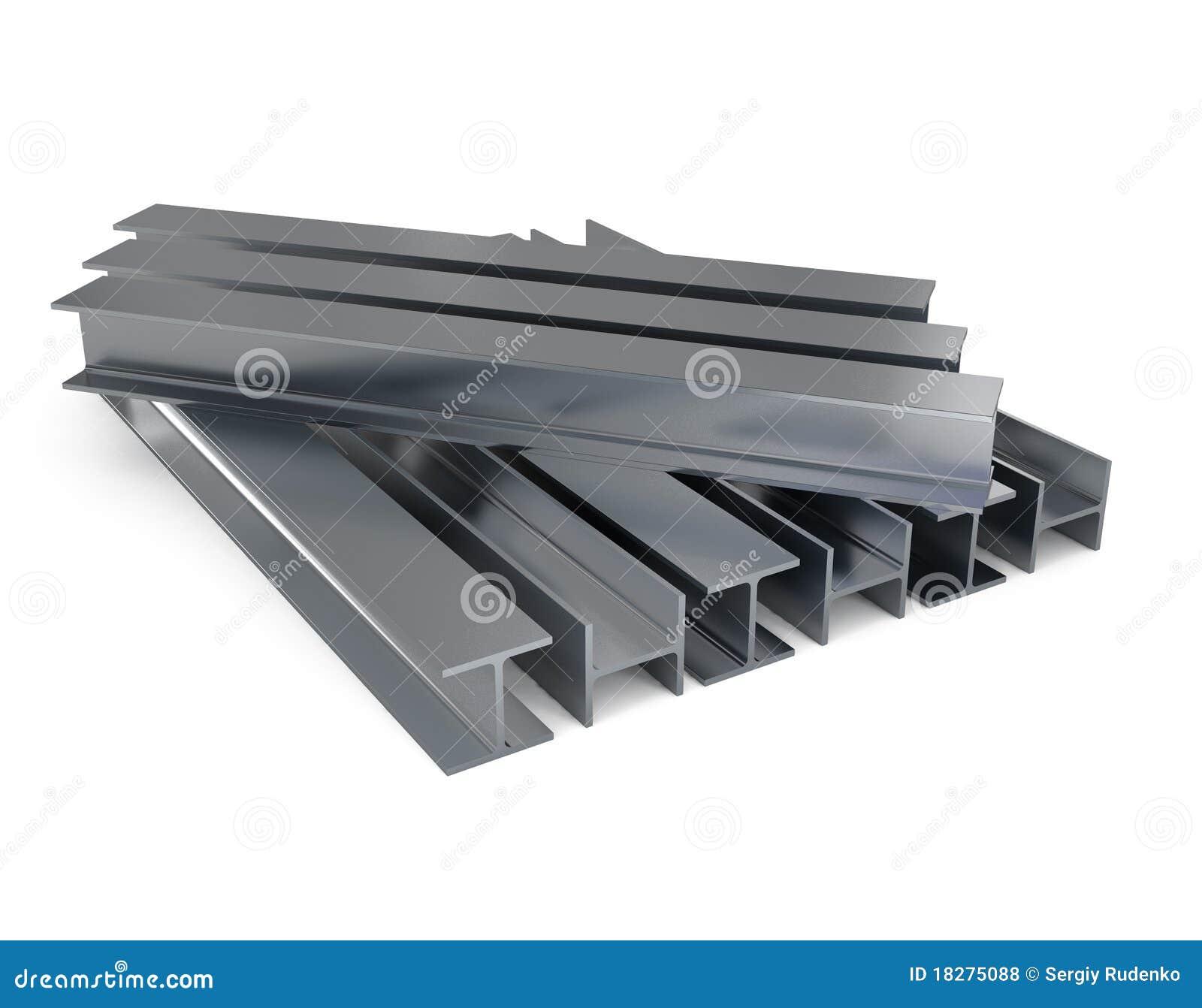 De Profielen van het staal