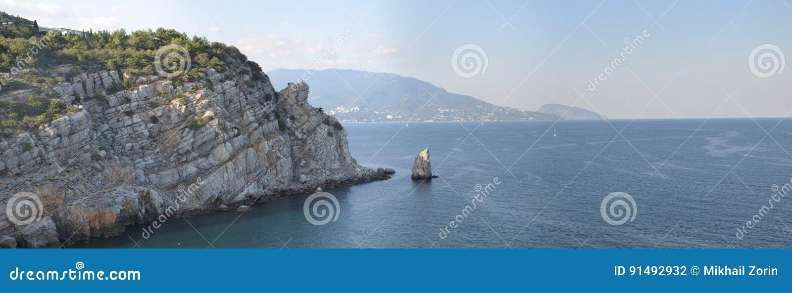 De promenade van Yalta