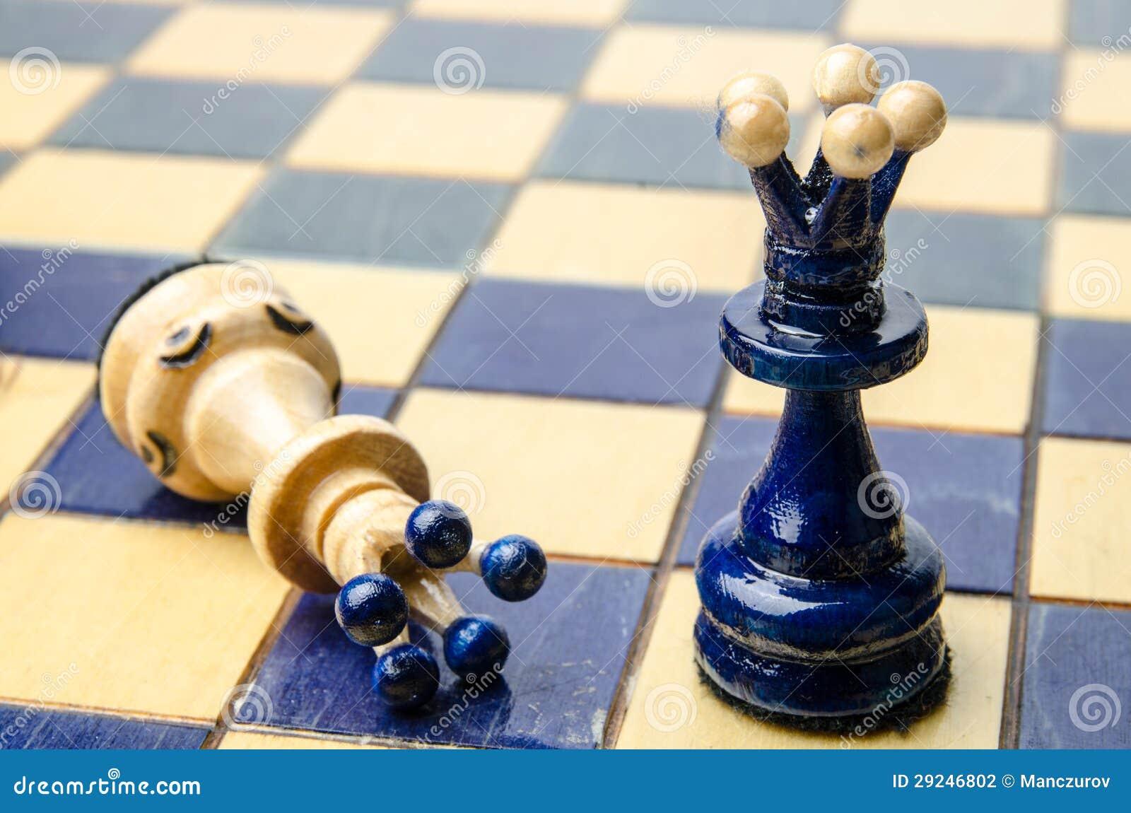 De raad van het schaak