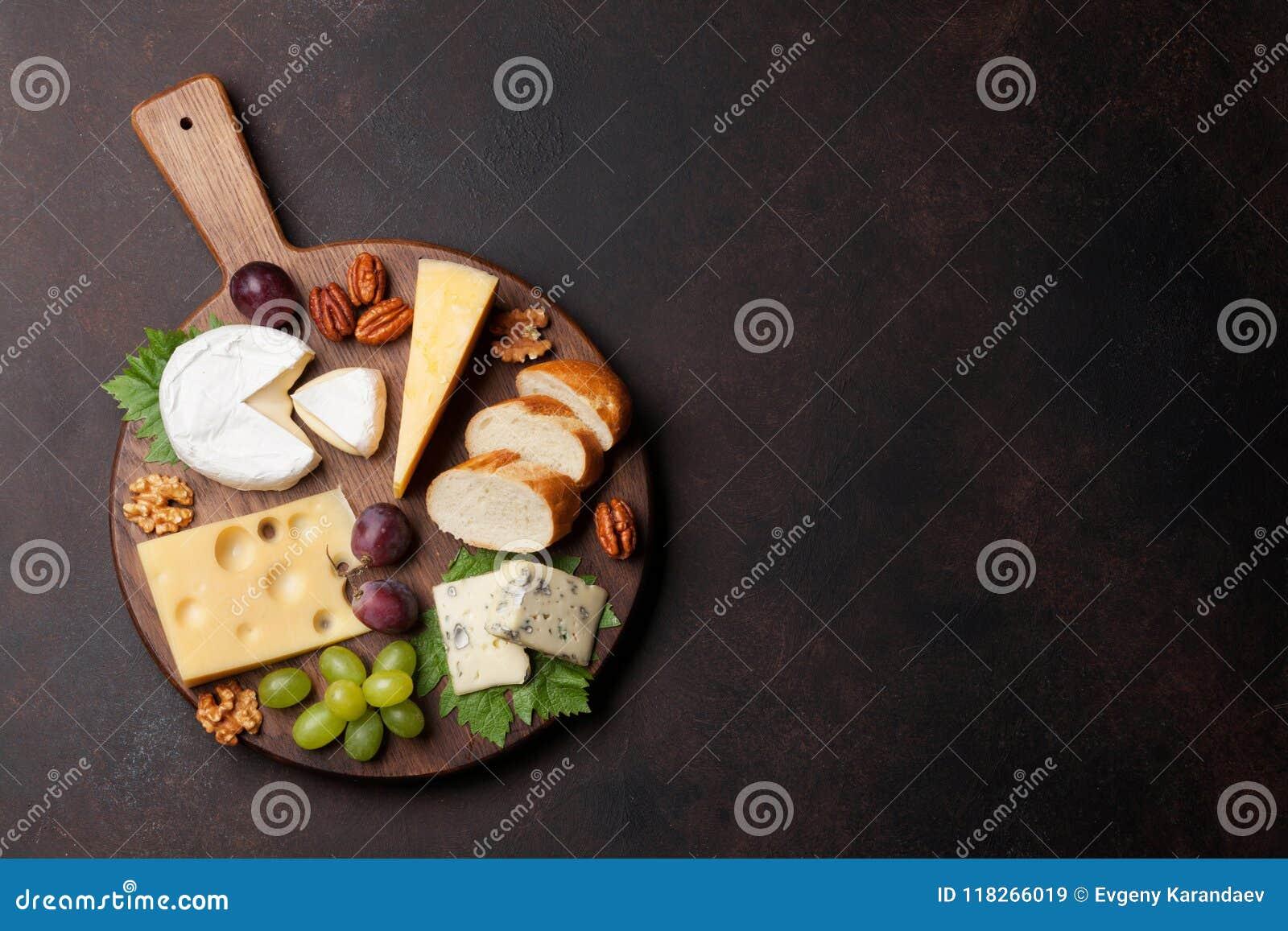 De raad van de kaas