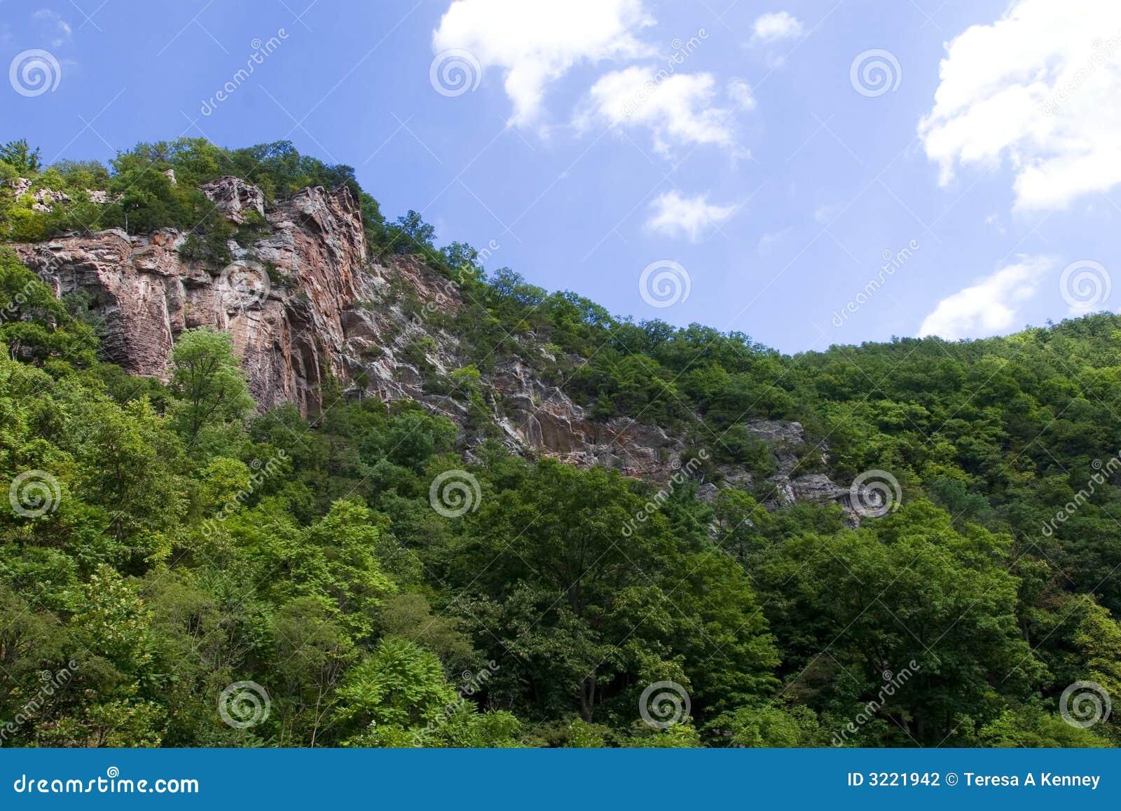 De Rand van de berg