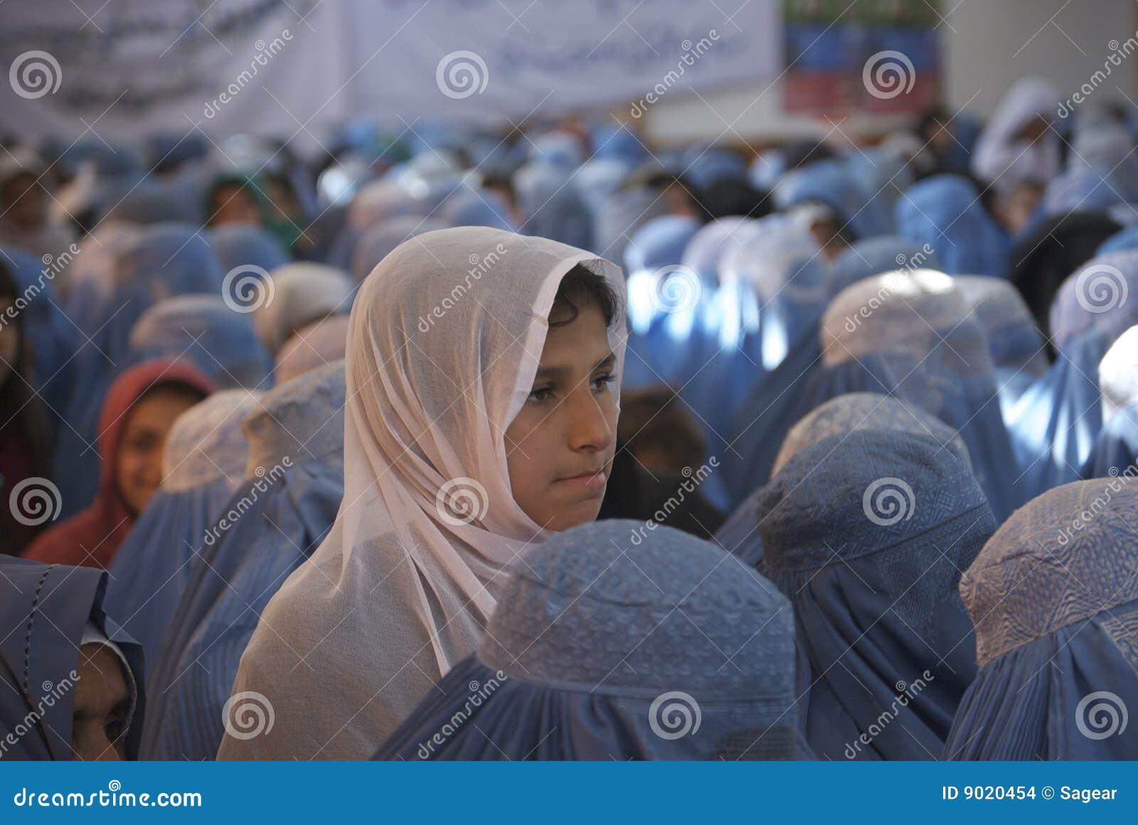 De Rechten van Afghaanse Vrouwen