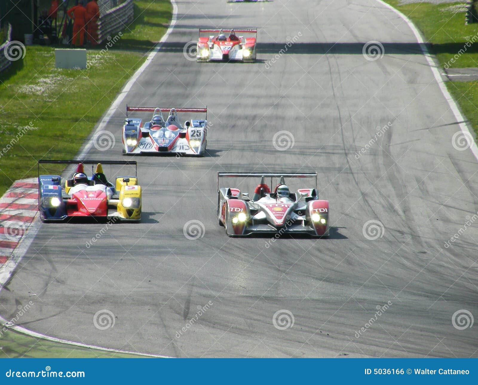 De Reeks Monza 1 van Le Mans