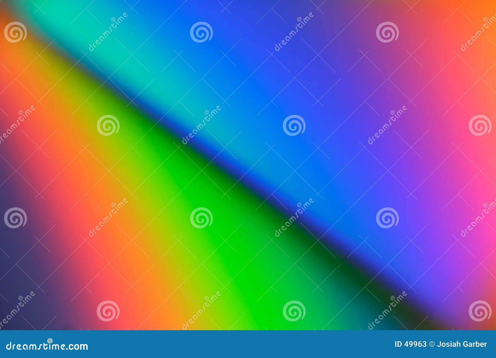 De Reeks van de regenboog #1