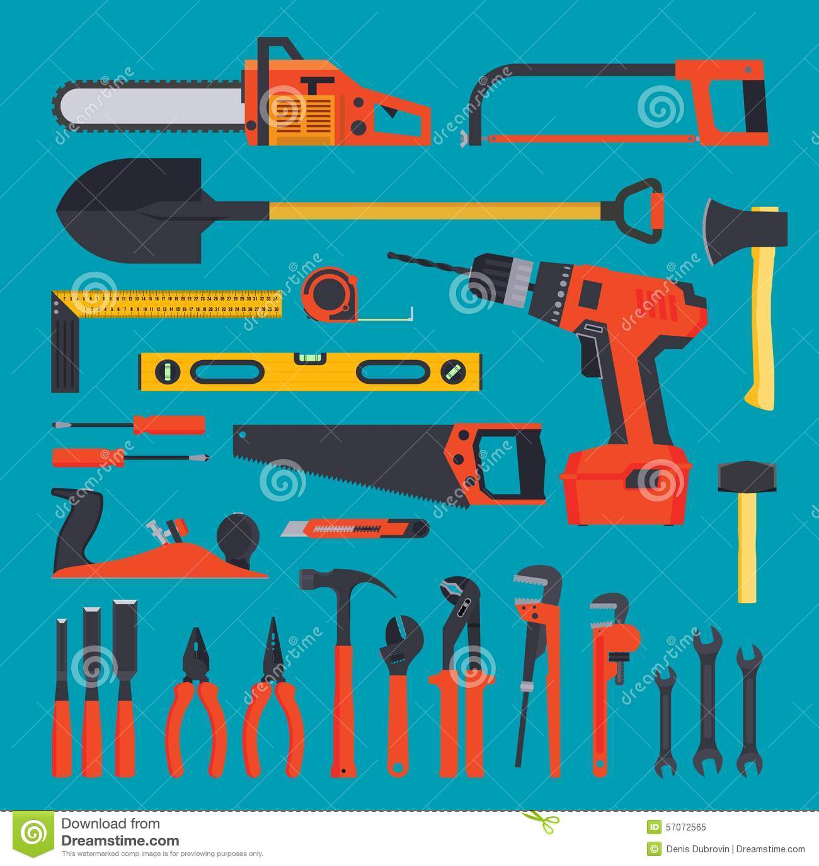 De reeks van hardwarehulpmiddelen
