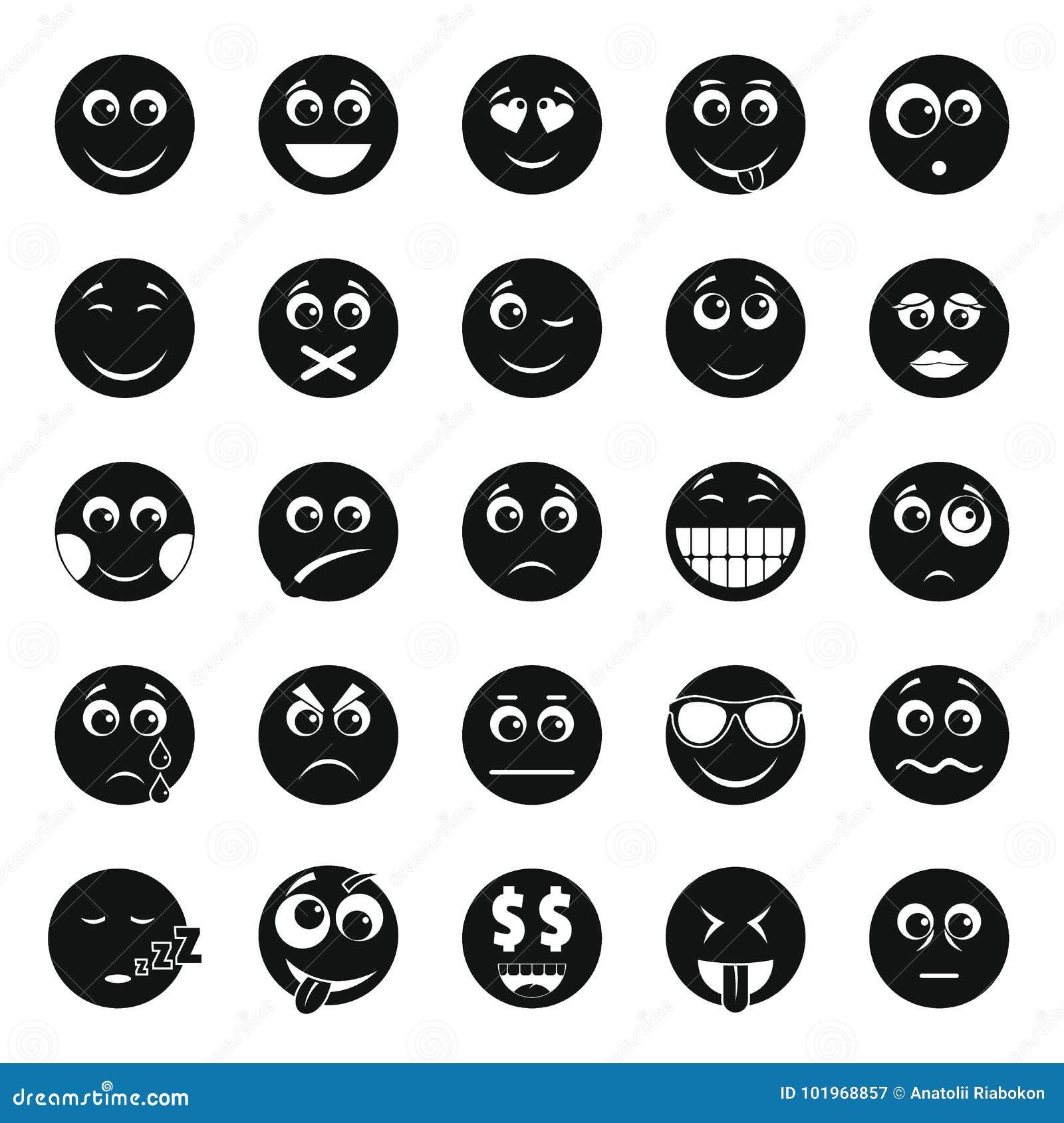 Image Sawamura Angry Png: De Reeks Van Het Glimlachpictogram, Eenvoudige Stijl