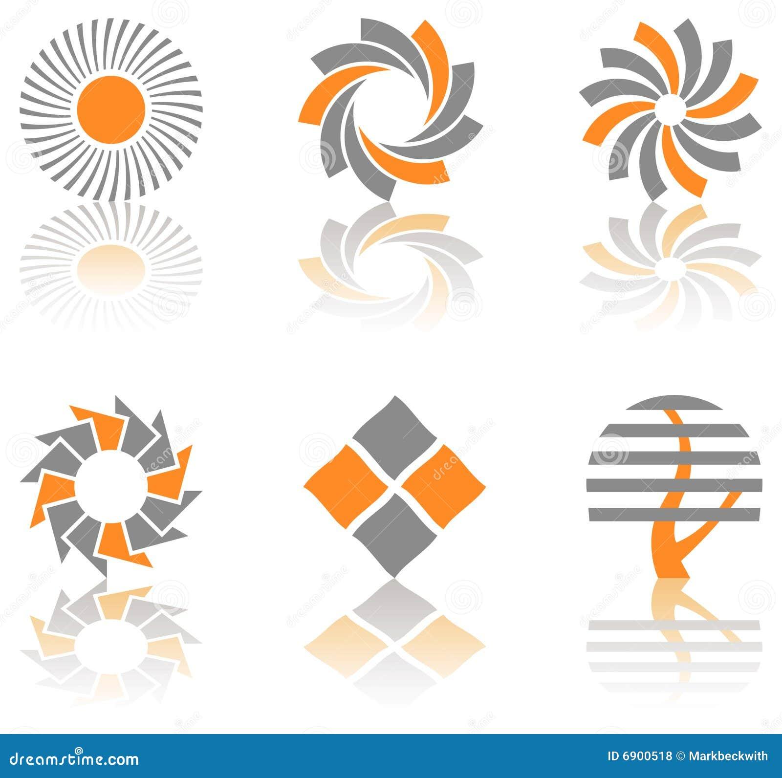 De reeks van het pictogram