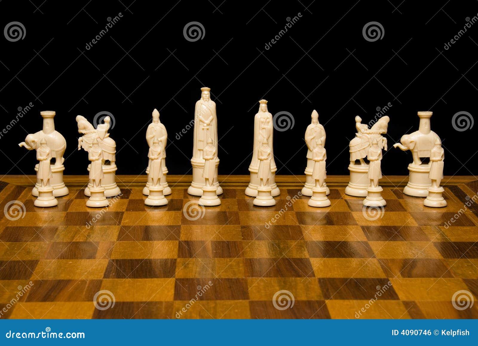 De Reeks van het schaak