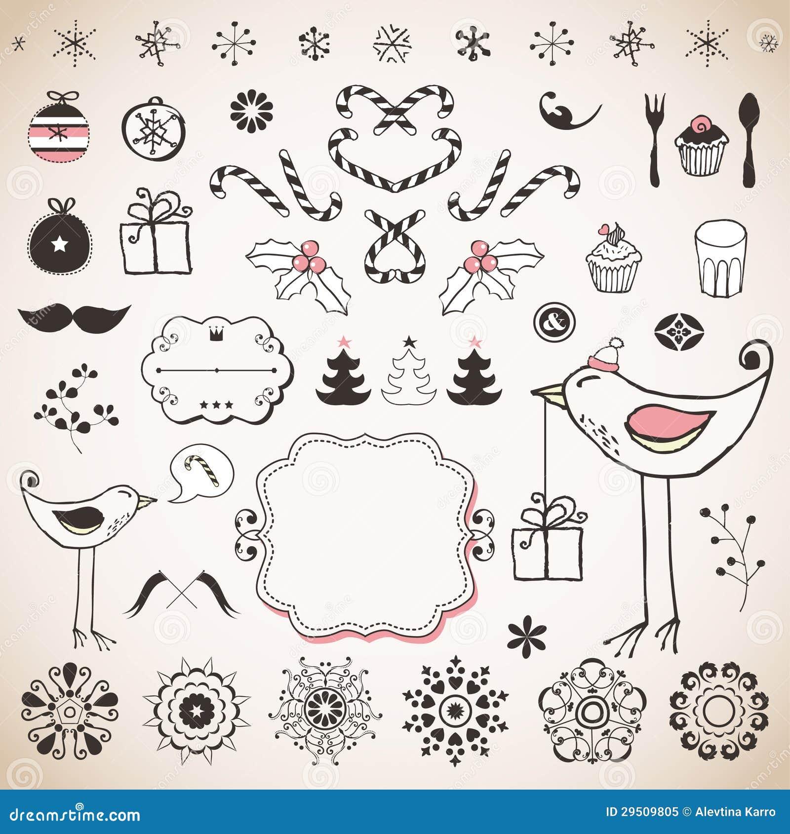 De reeks van Kerstmis