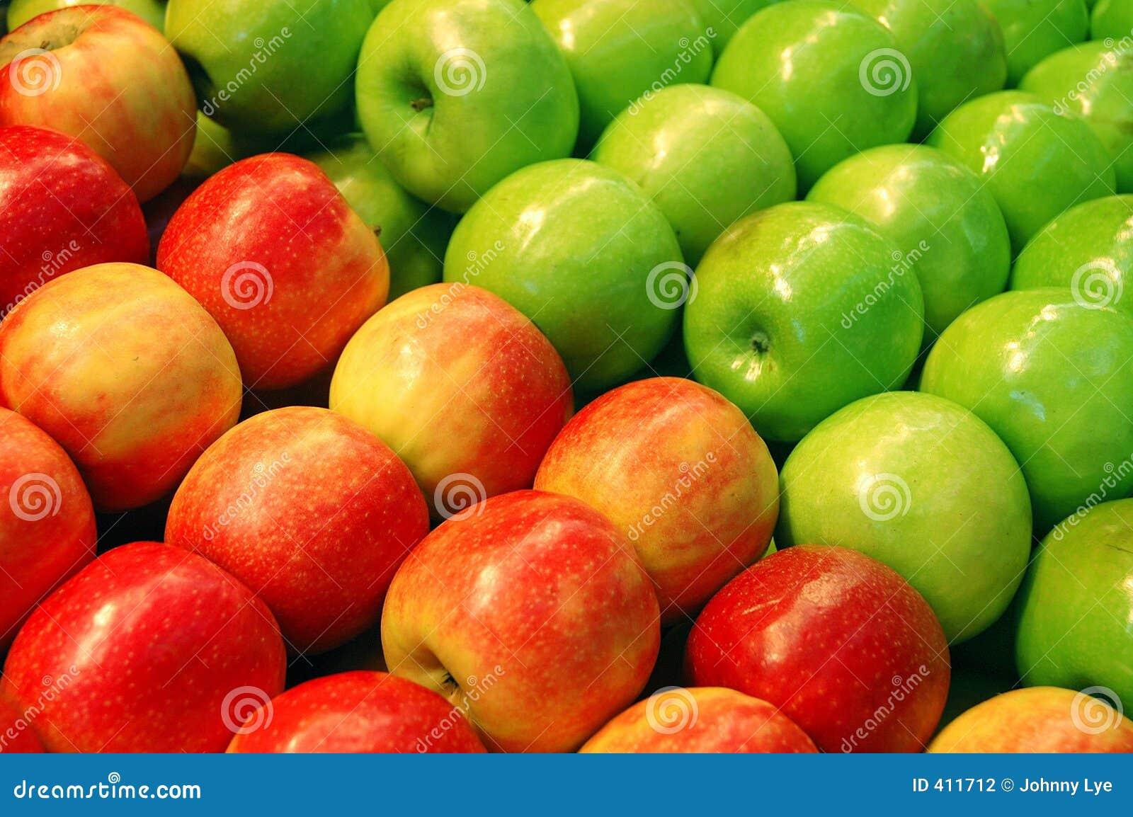 De Reeks van vruchten