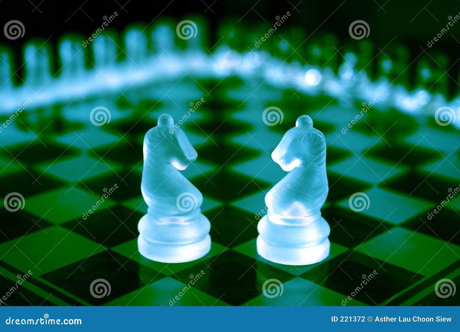 De Reeksen van het schaak