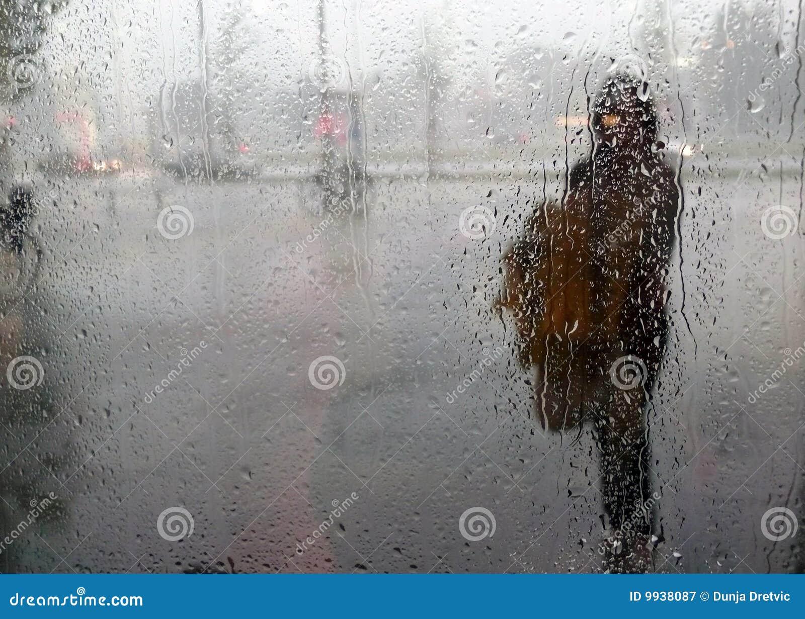 De regen