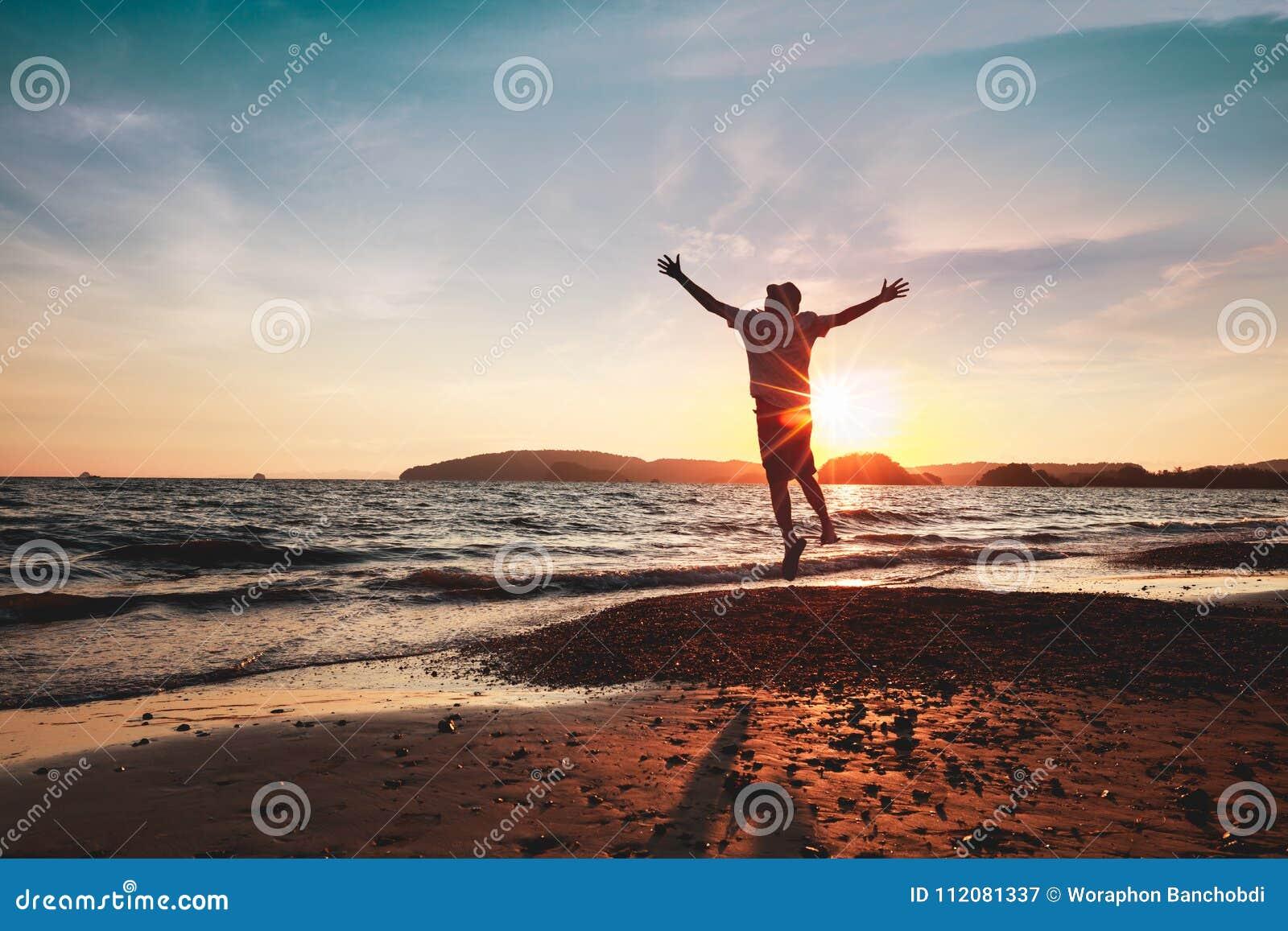 De reis van het strand