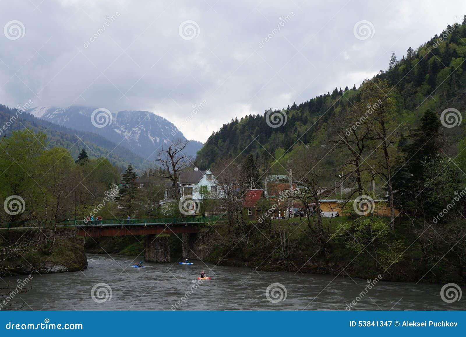 De reserve van de Kaukasus