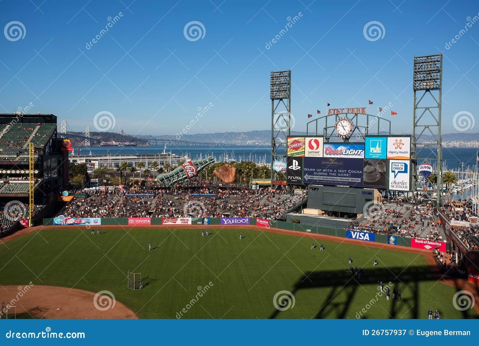 De Reuzen van San Francisco
