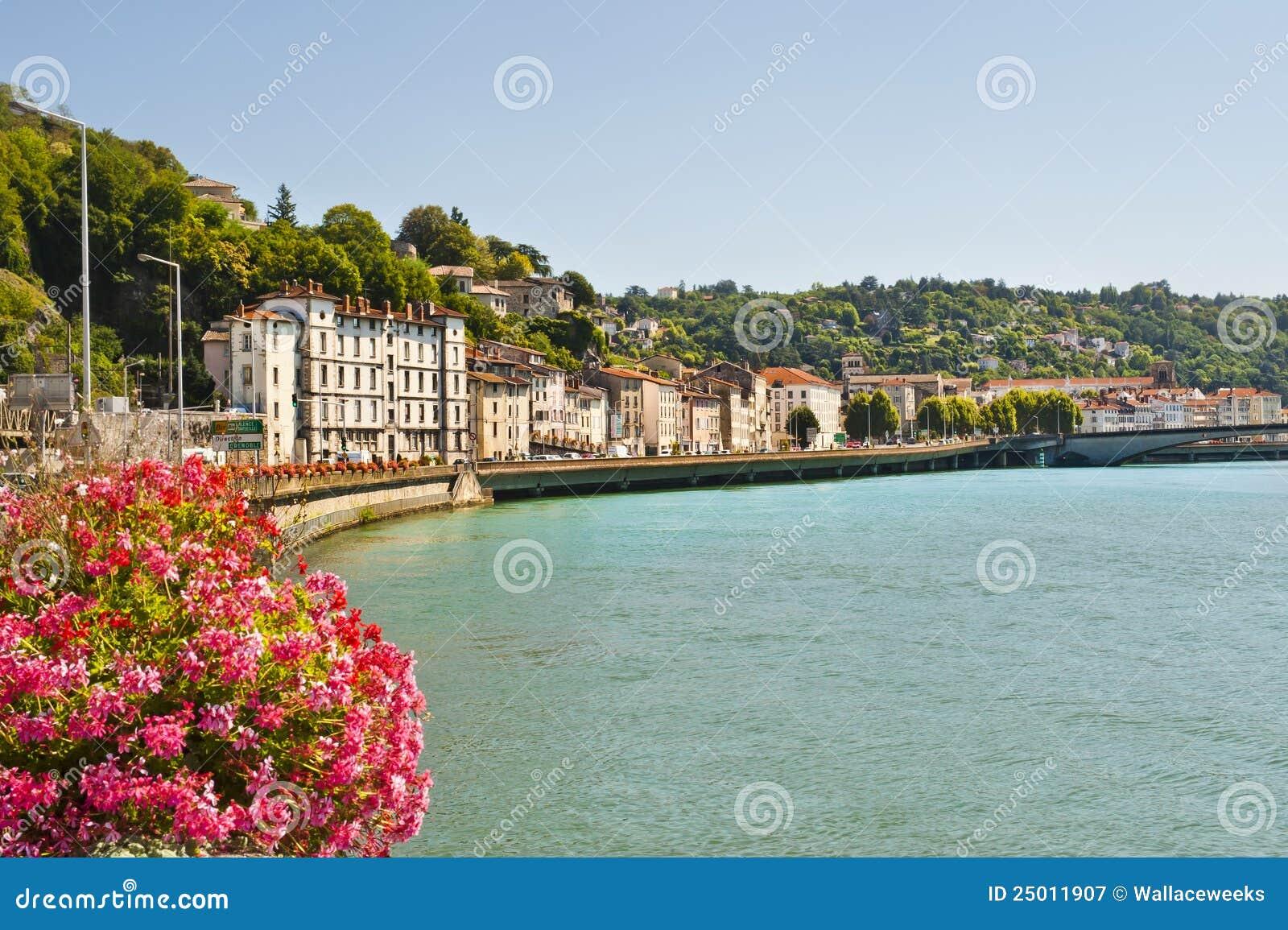 De Rhône en Wenen