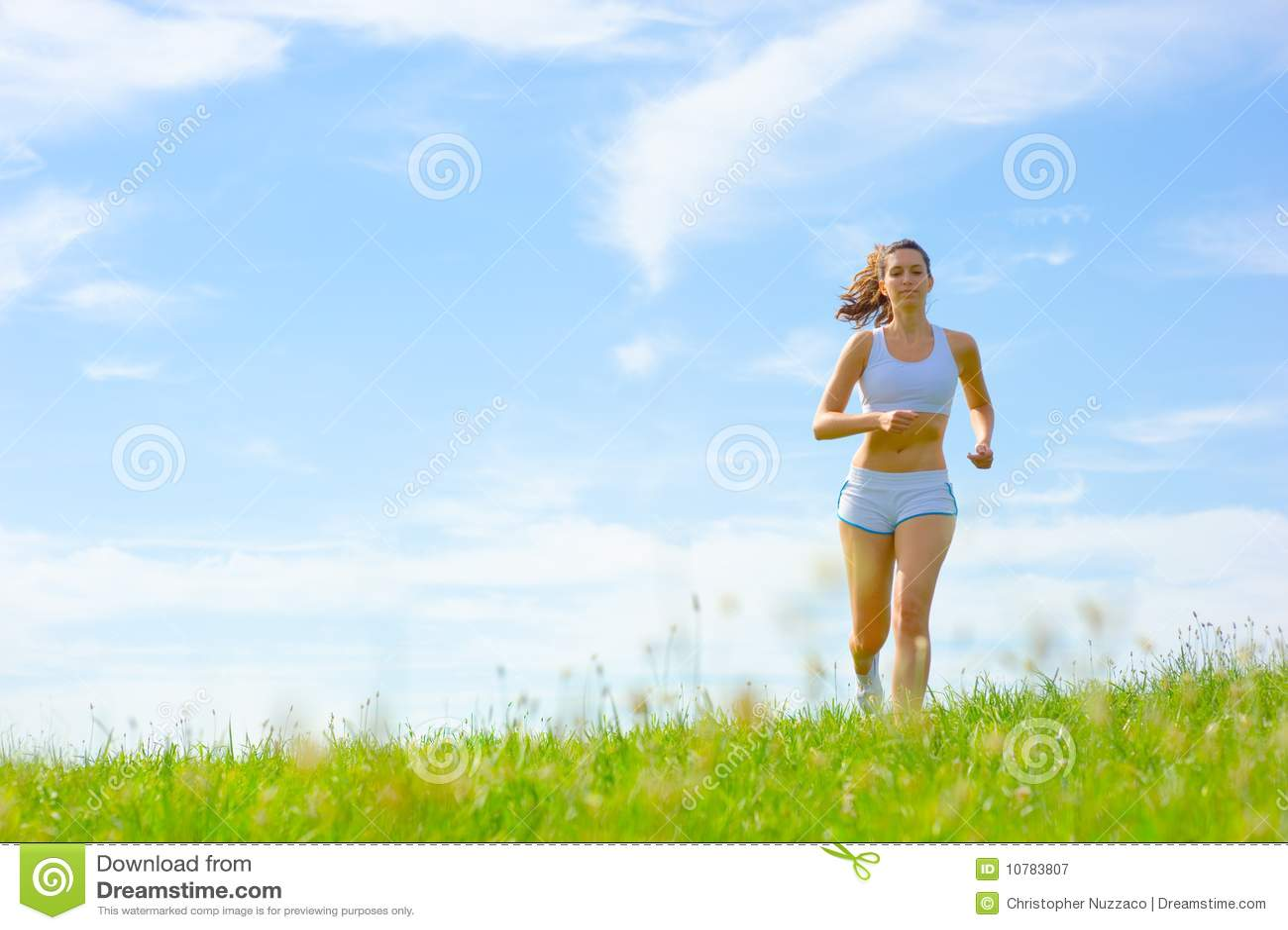 De rijpe Atleet van de Vrouw