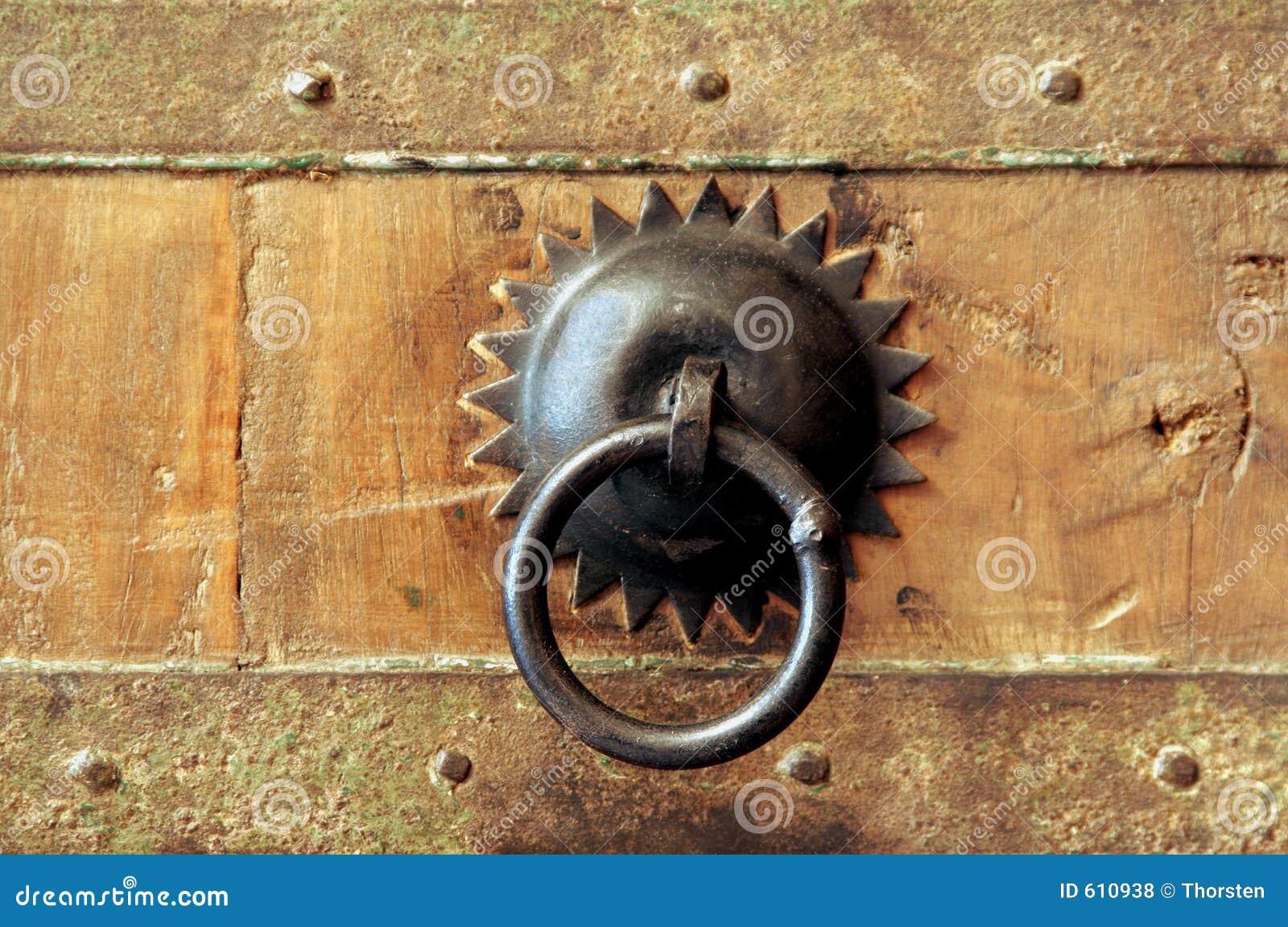 De Ring van het Slot van het meubilair