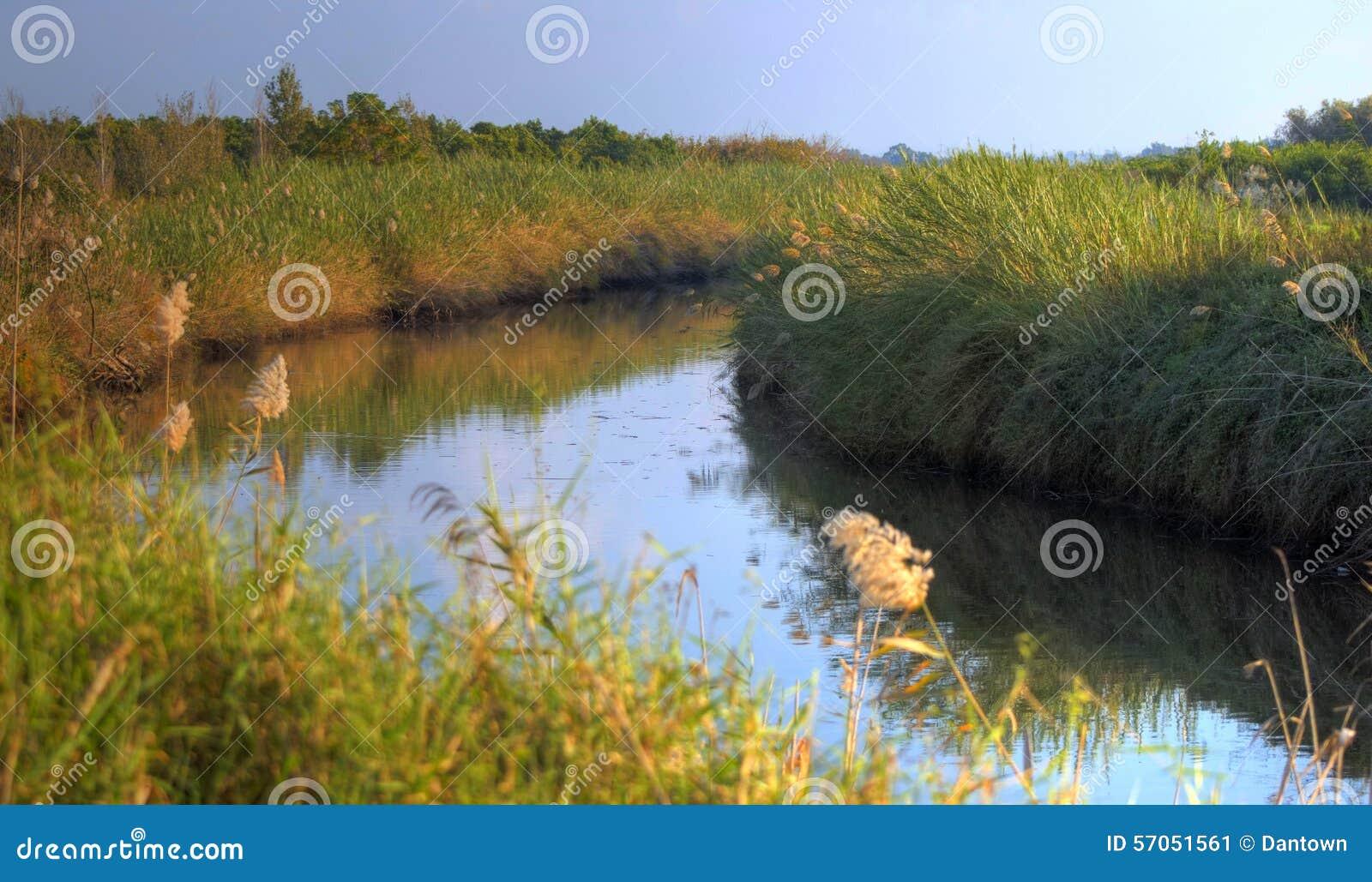 De rivier van Alexander