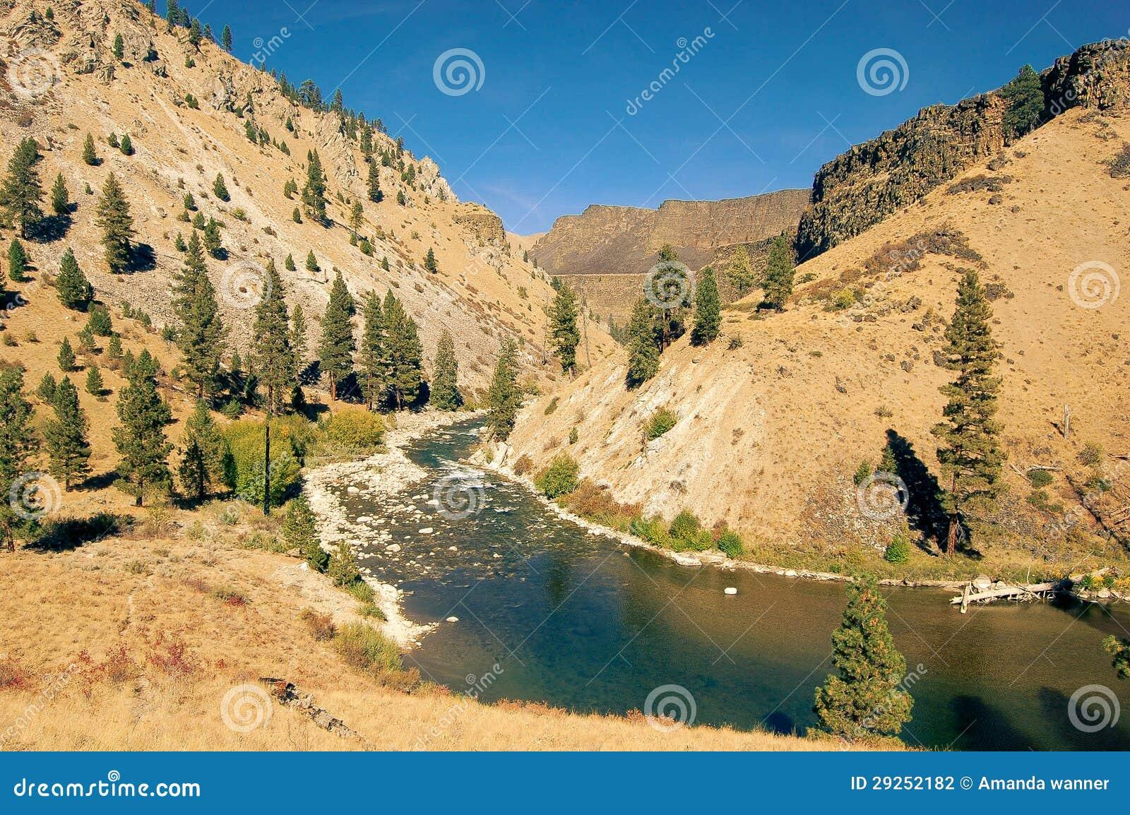 De Rivier van Boise