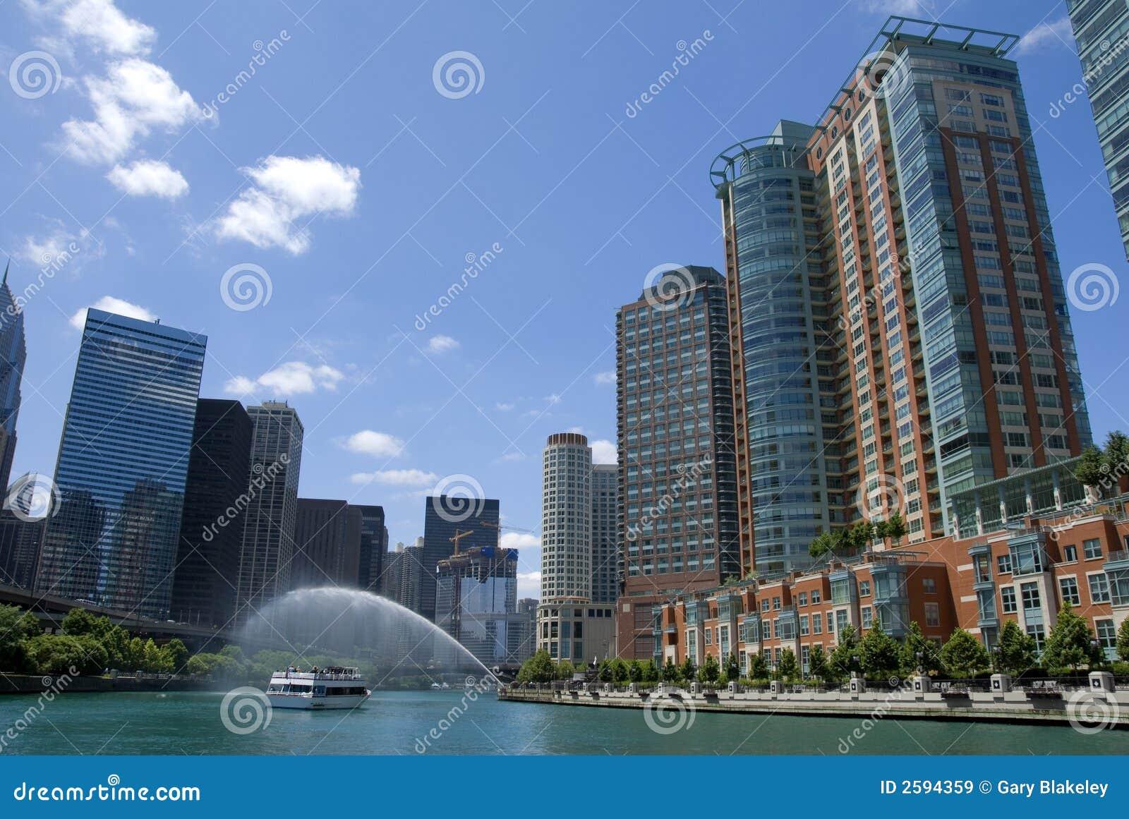De Rivier van Chicago