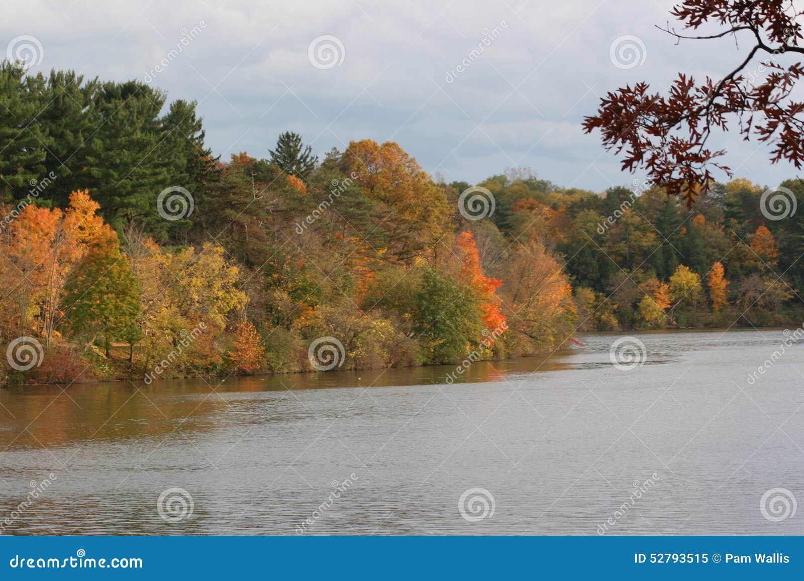 De Rivier van Ohio