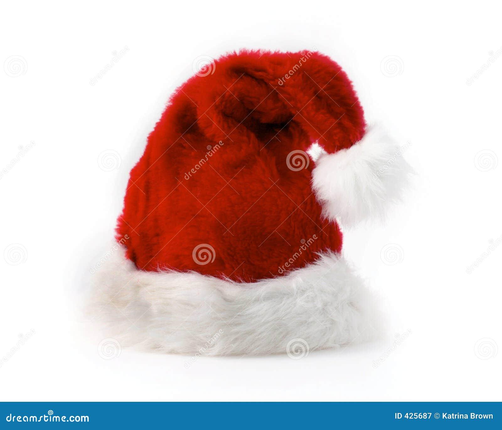 De rode Hoed van de Kerstman