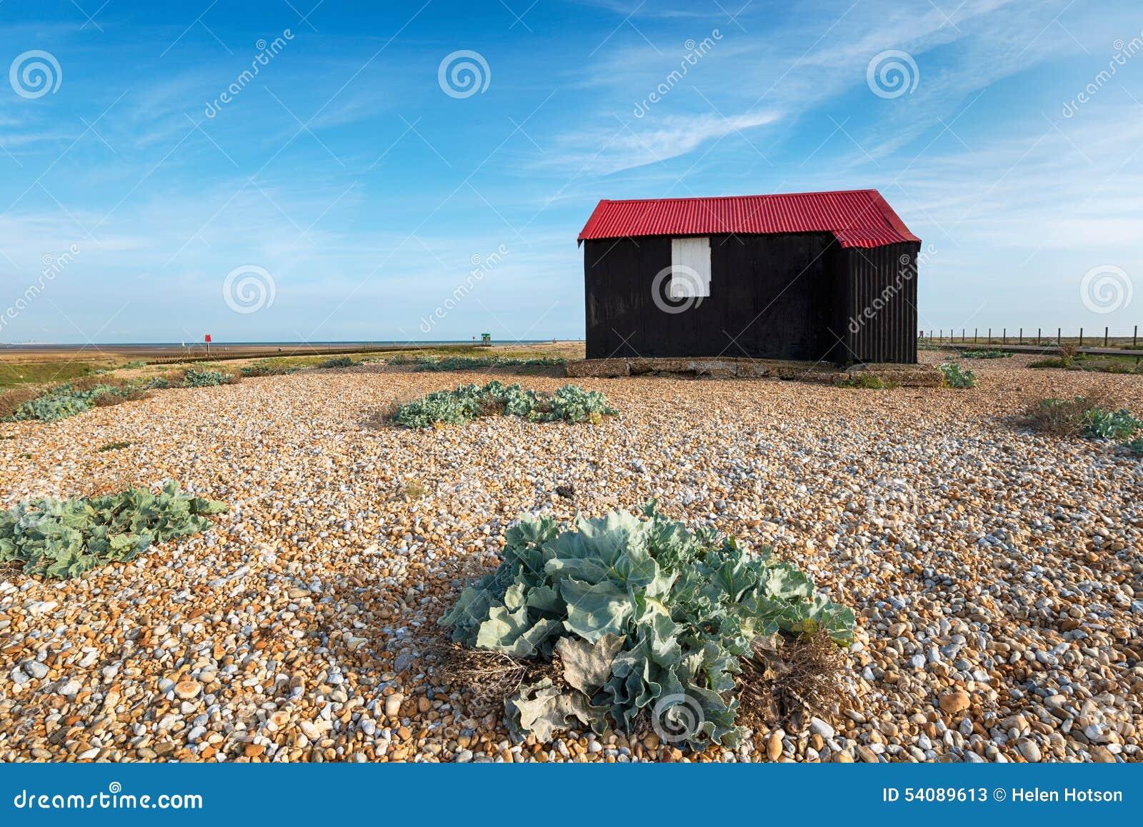 De Rode Hut bij Rogge