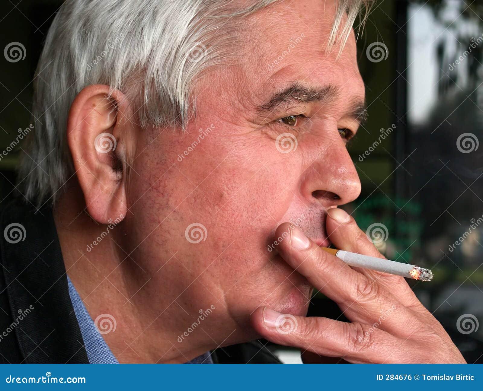 De Roker van de denker