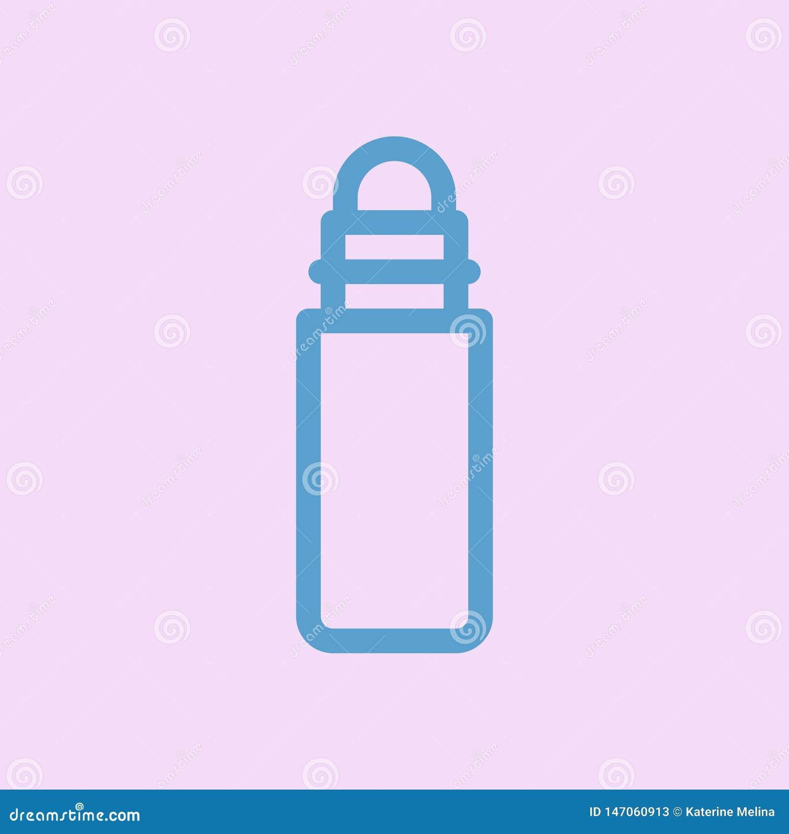 De roller van het lipglosspictogram