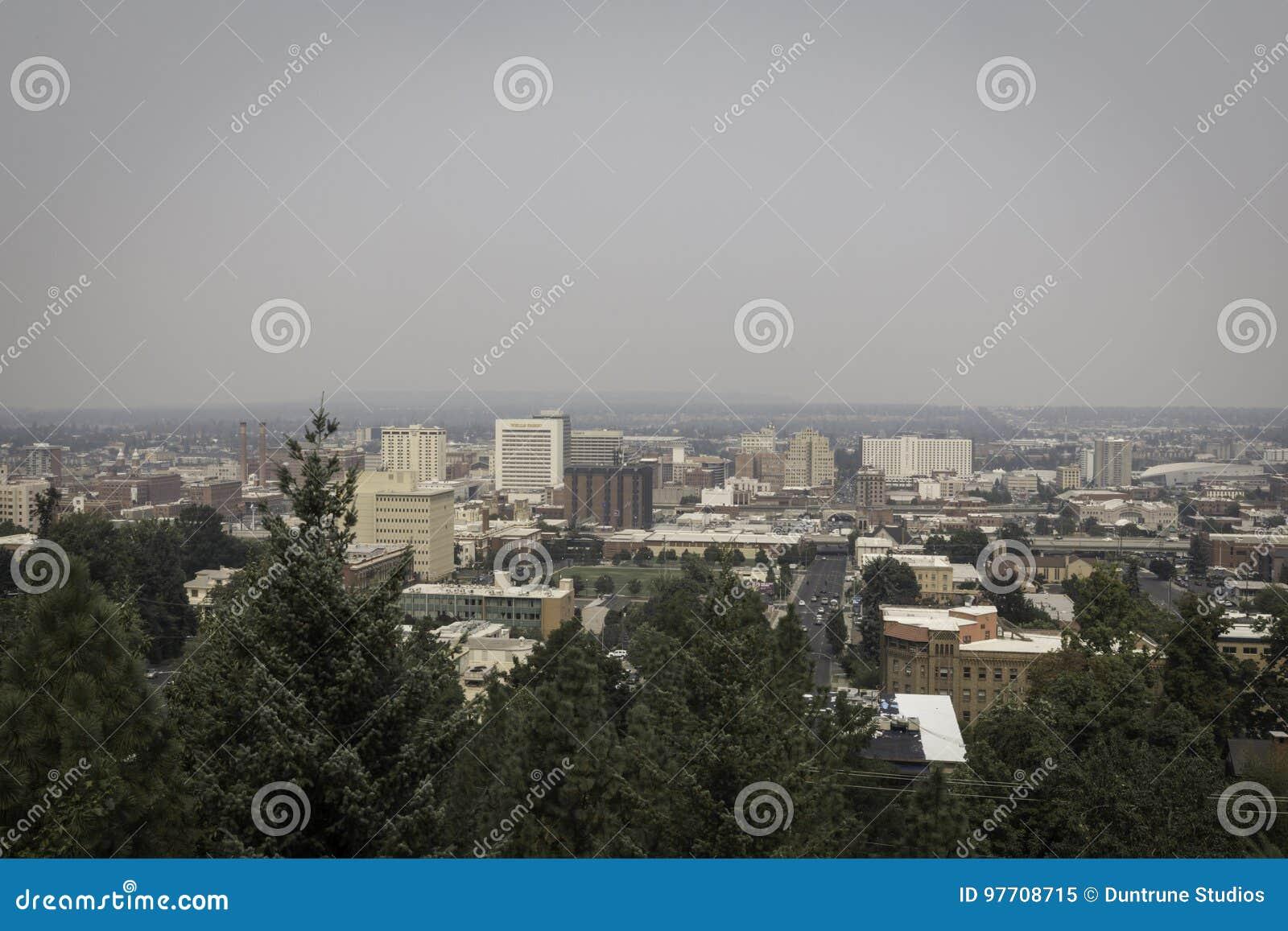 De Rook van Spokane