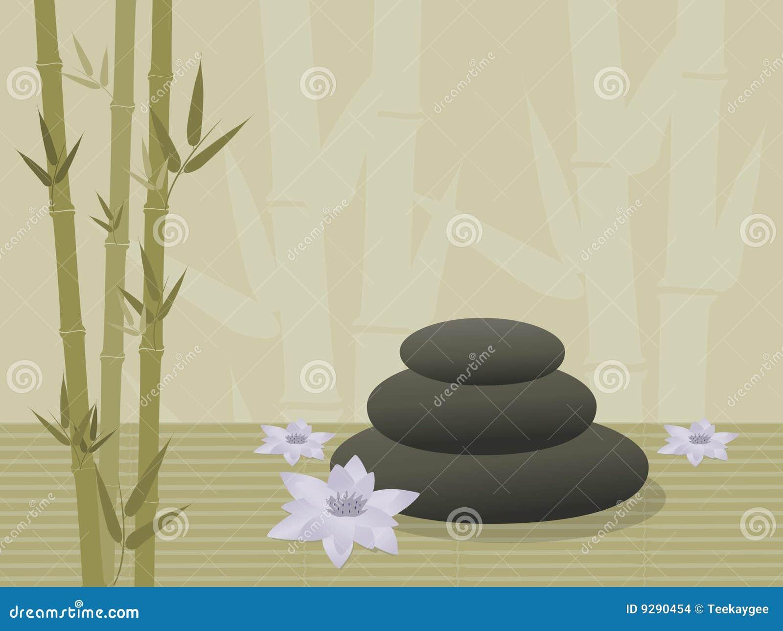 De rotsen van het kuuroord