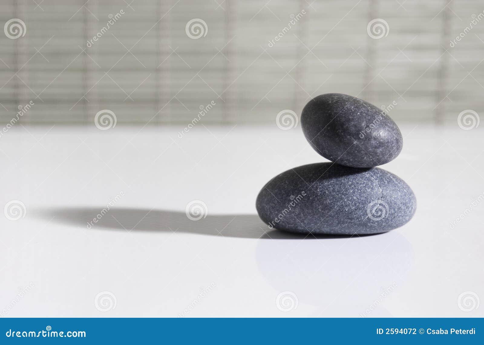 De rotsen van Zen