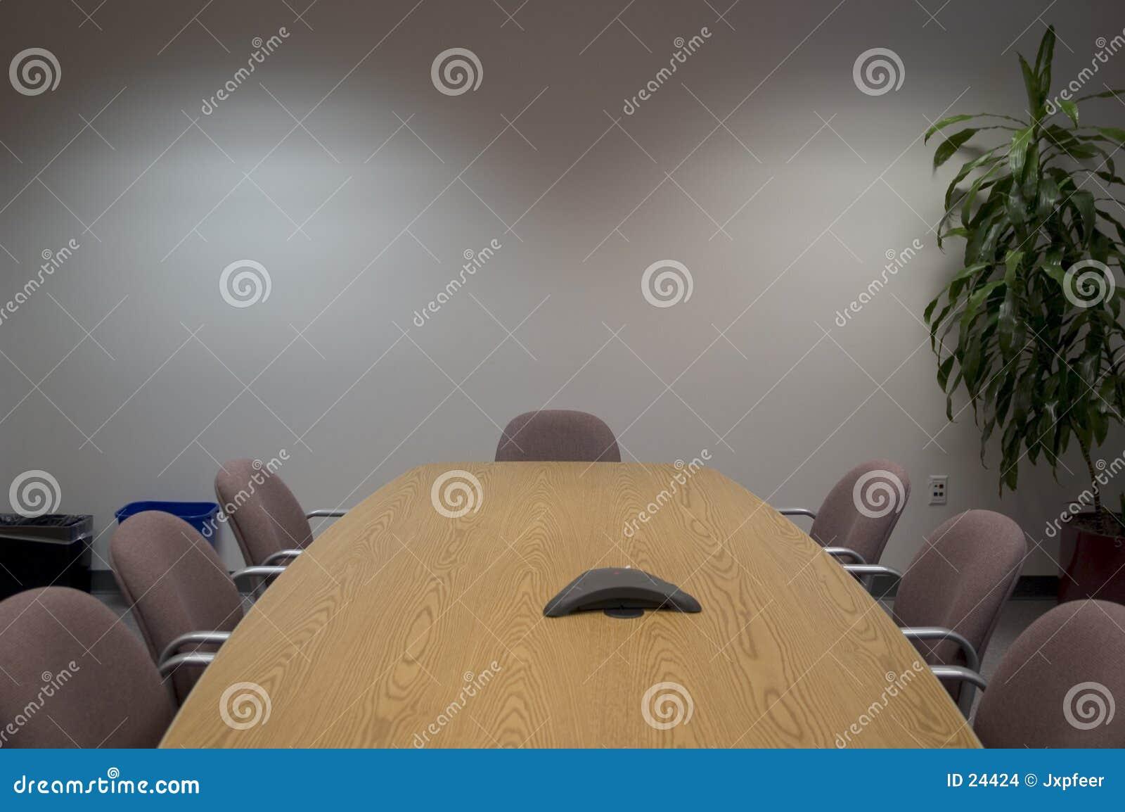 Download De Ruimte Van De Conferentie Stock Foto - Afbeelding bestaande uit collectief, muur: 24424