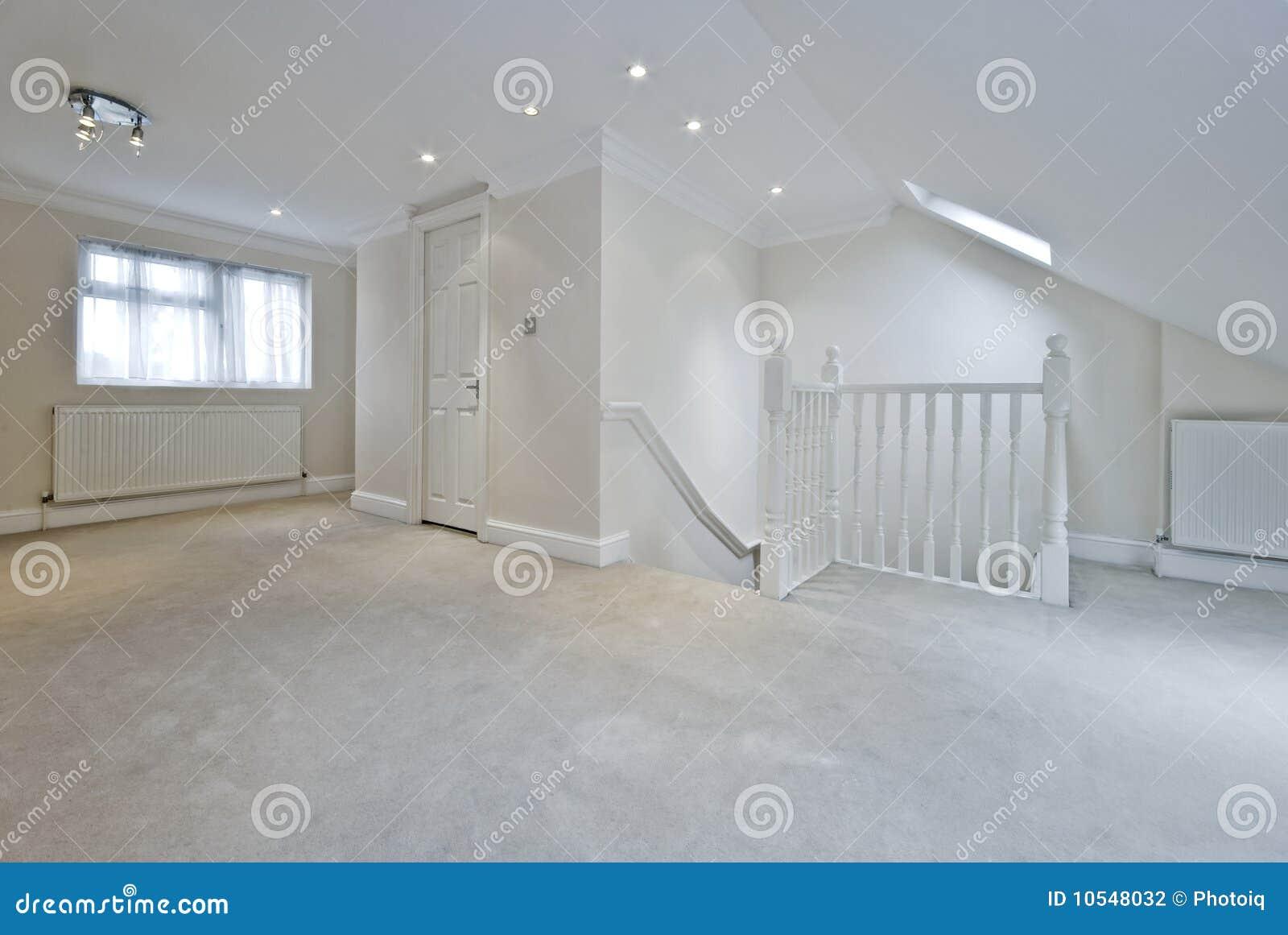 De ruimte van de zolder stock fotografie afbeelding 10548032 - Uitbreiding van de zolder ...