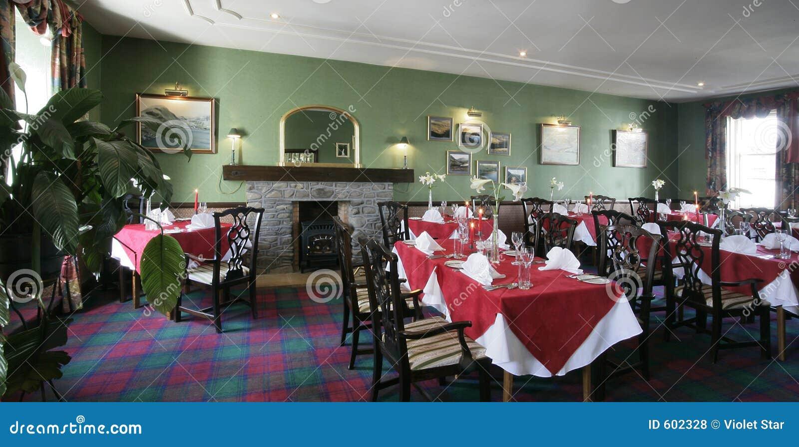 De ruimte van Dinning