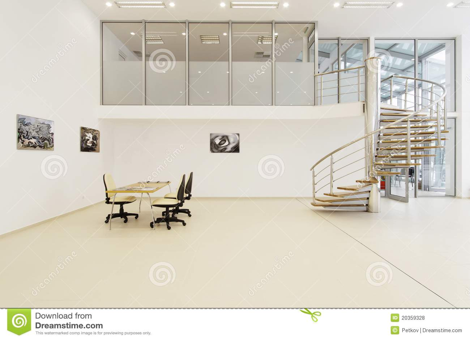 De ruimte van het bureau stock foto afbeelding bestaande uit bevloering 20359328 - Ruimte van het meisje parket ...