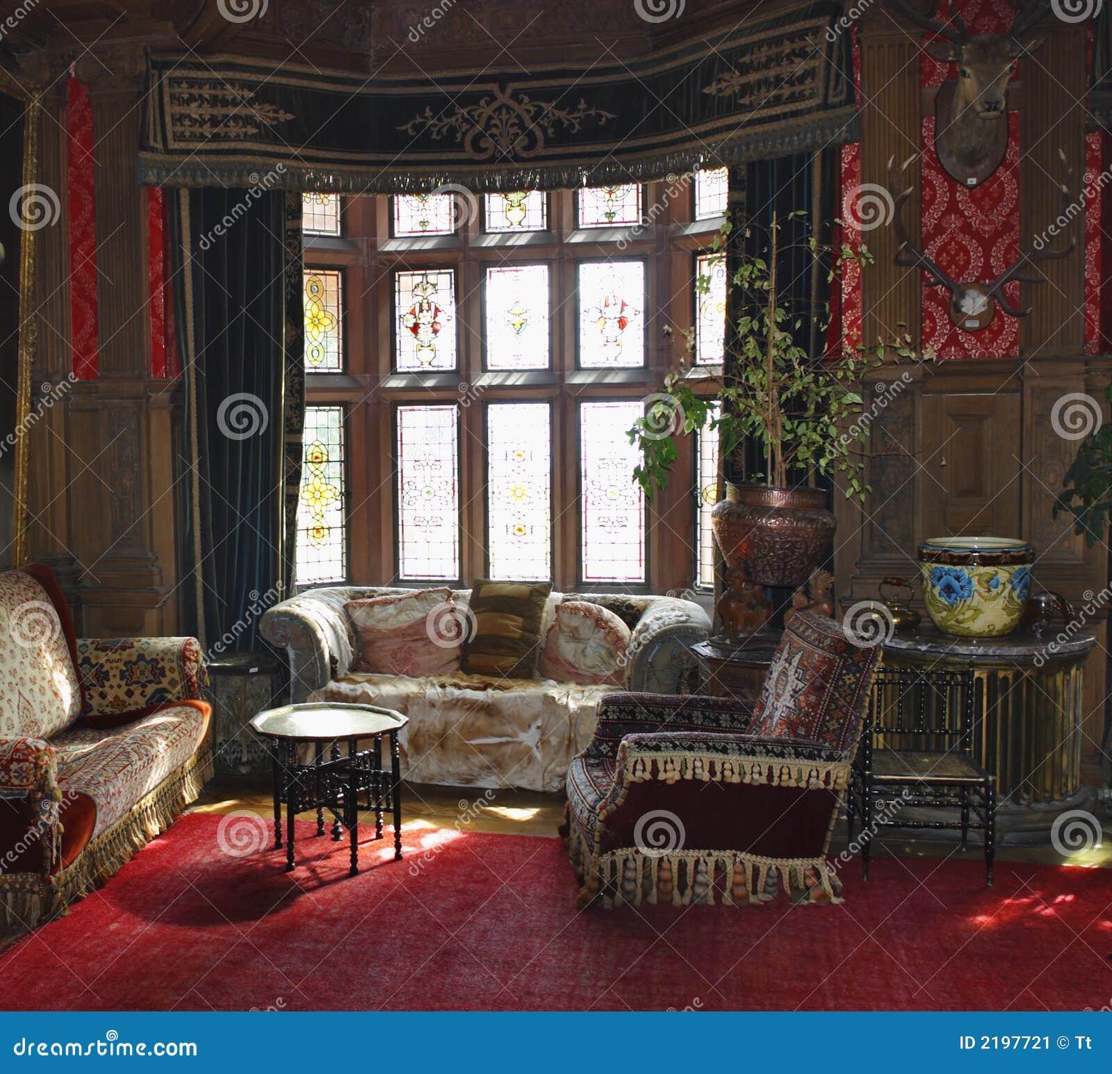 De ruimte van het kasteel stock afbeelding beeld 2197721 - Kamer meisje jaar oud ...