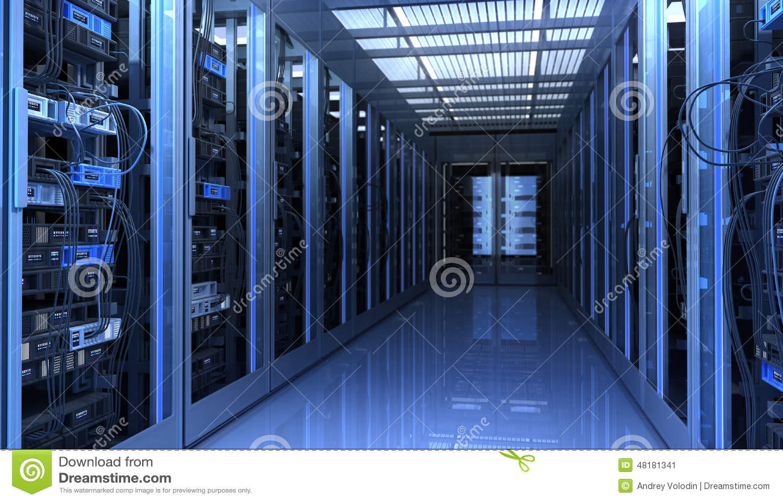 De ruimte van Techno