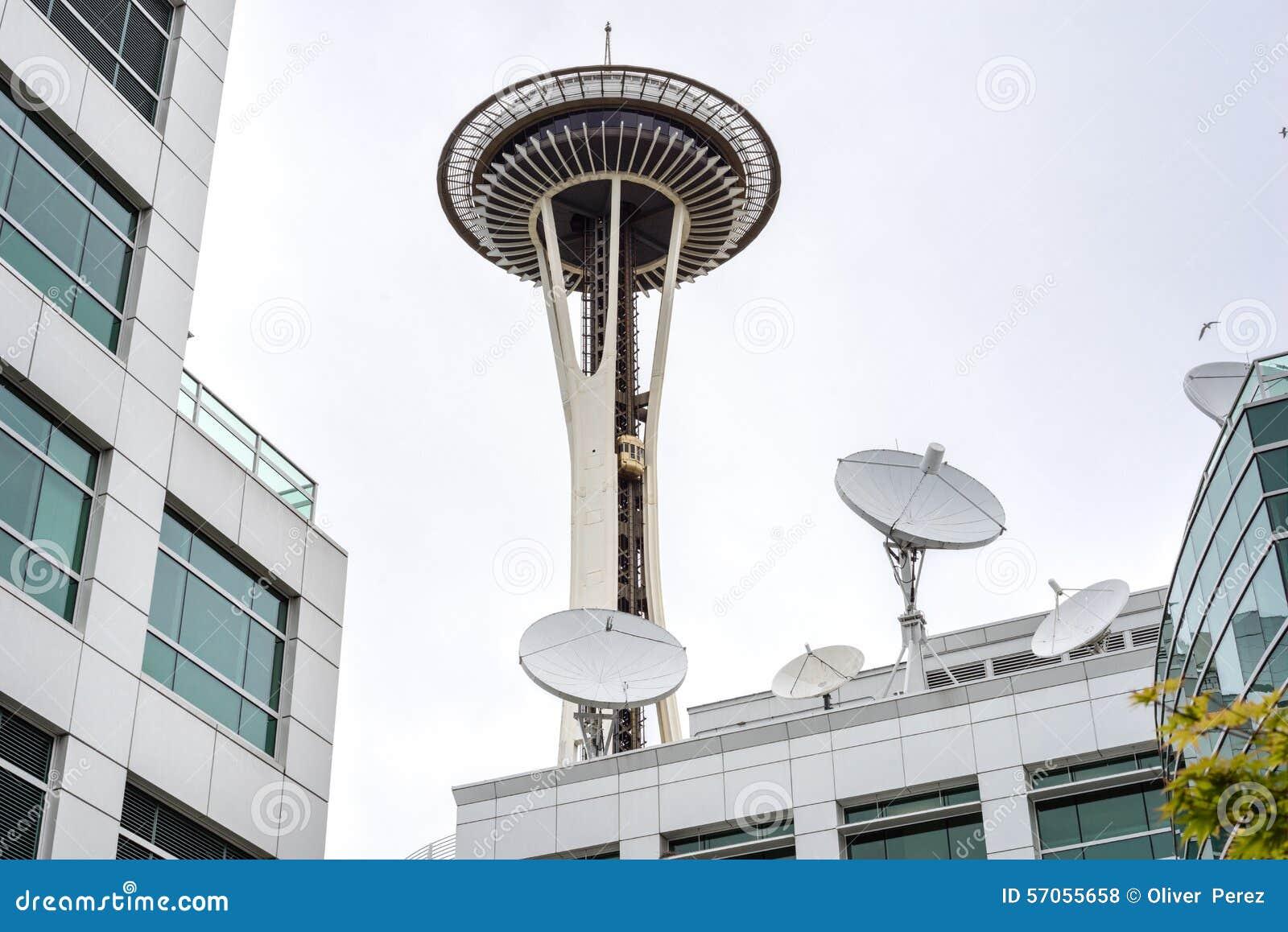 De Ruimtenaald van Seattle