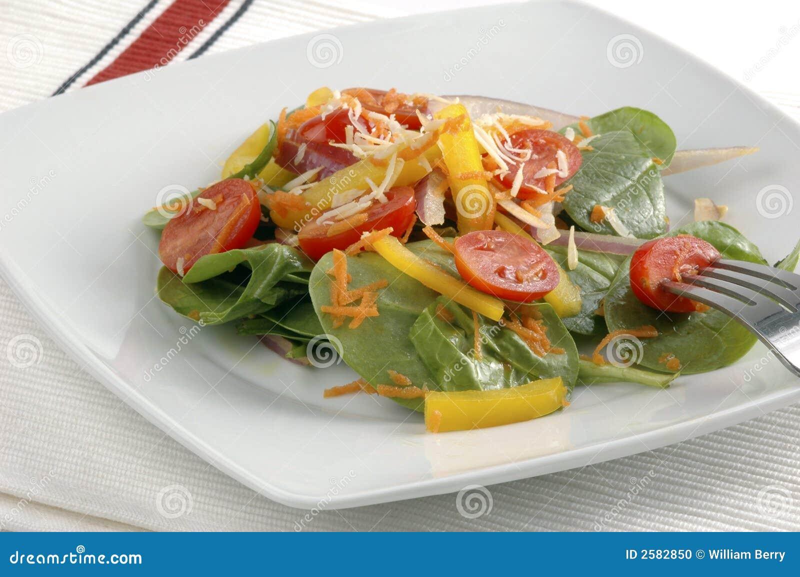 De Salade van de zomer
