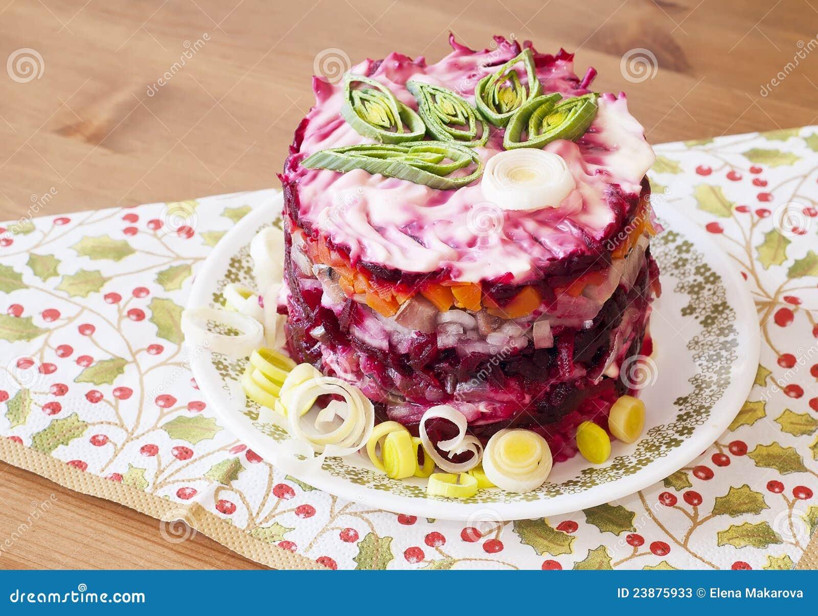 De salade van haringen #2