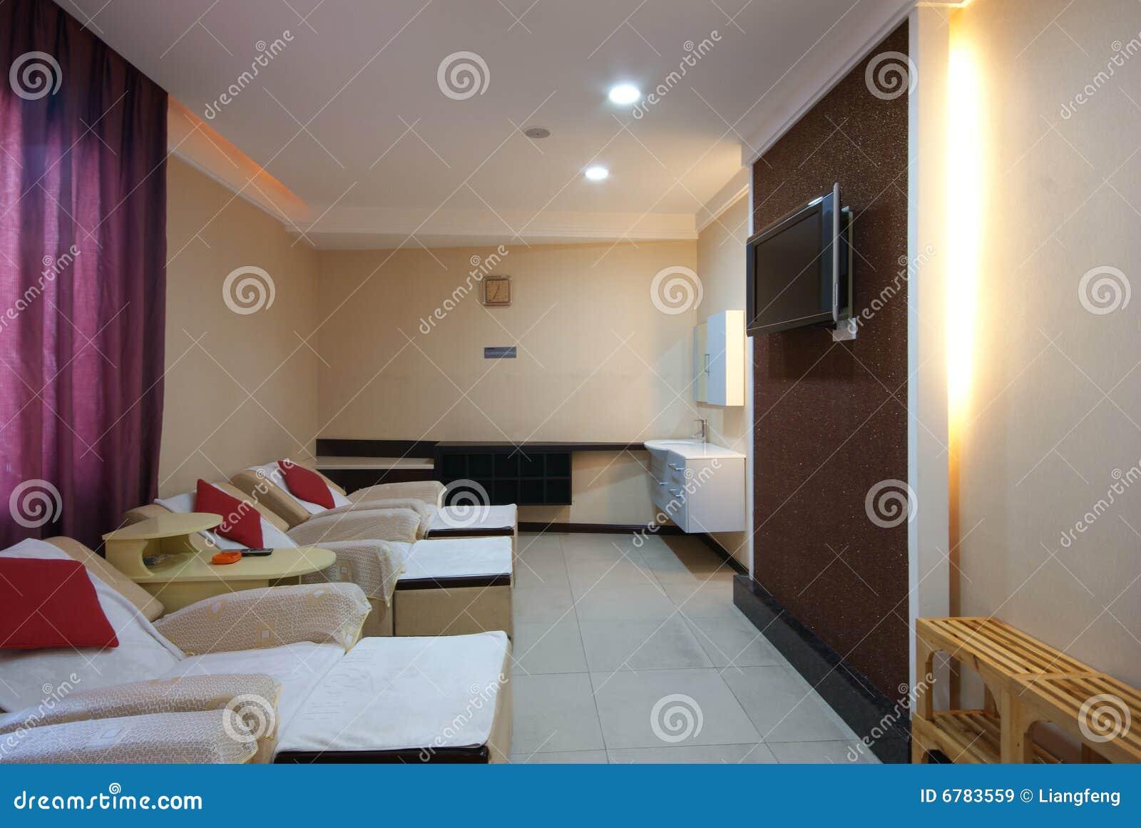 De salondecoratie van de schoonheid stock afbeelding afbeelding