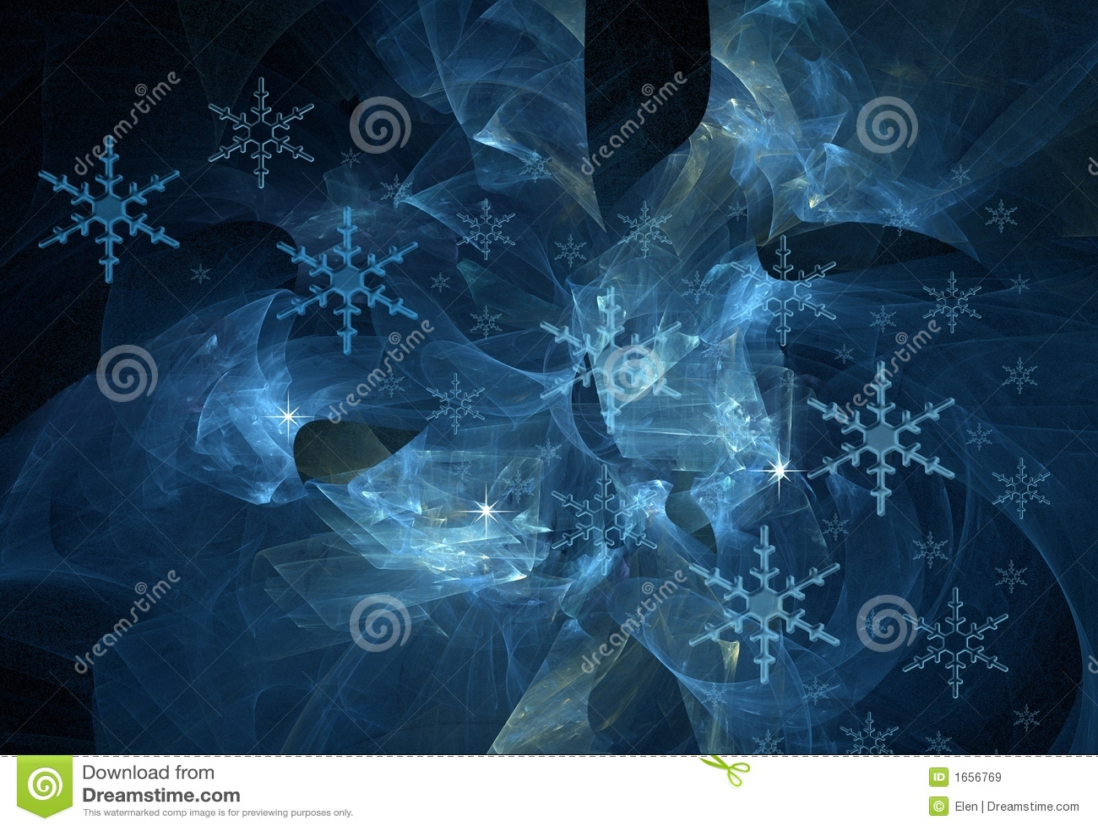 De samenvatting van de winter